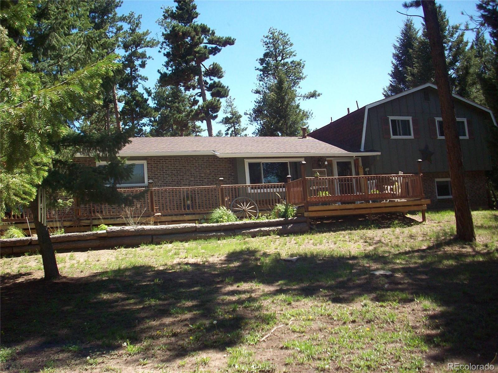 4682 Red Rock Drive, Larkspur, CO 80118 - #: 6804922