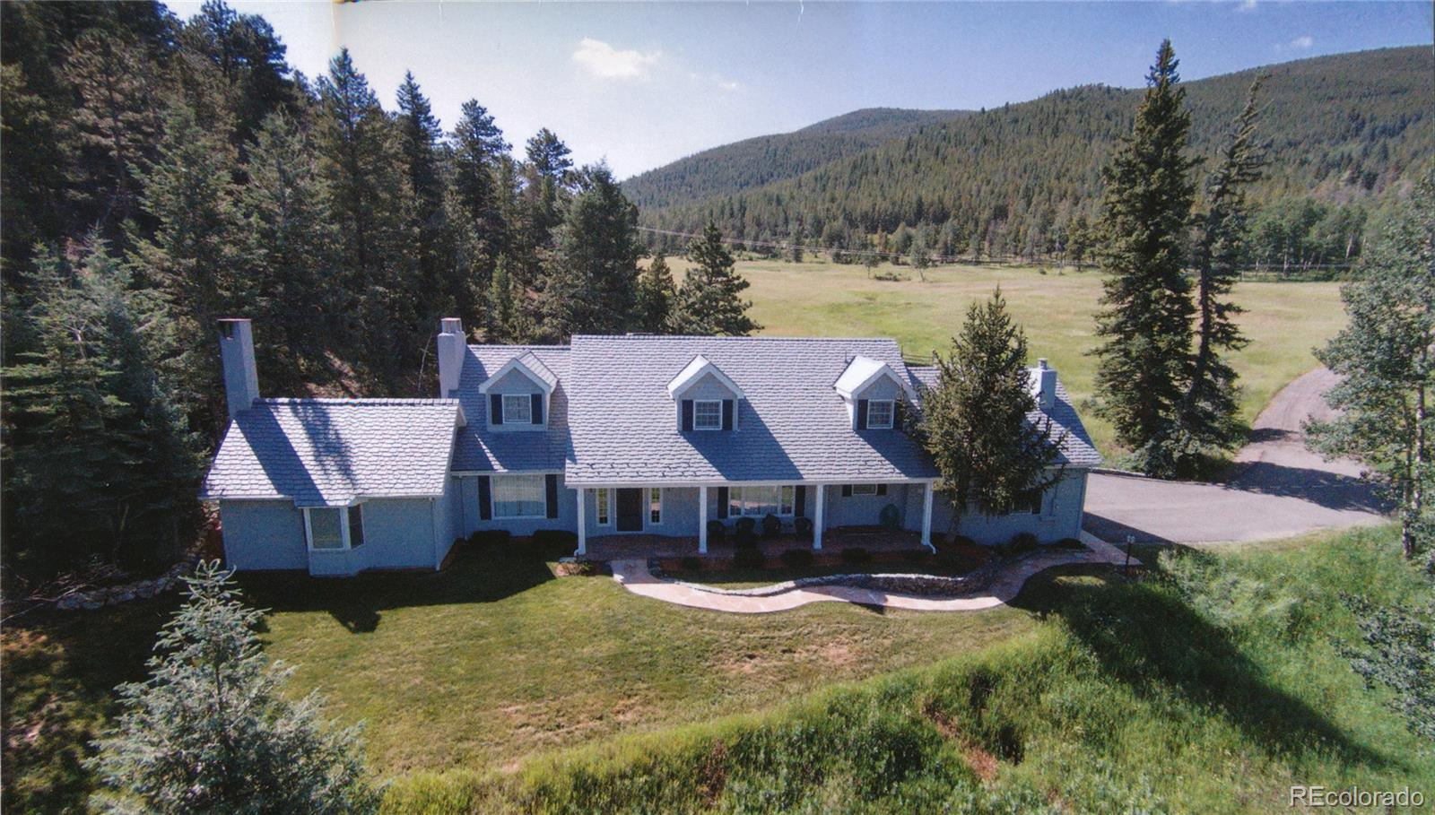 34507 SQUAW PASS Road, Evergreen, CO 80439 - #: 4192923
