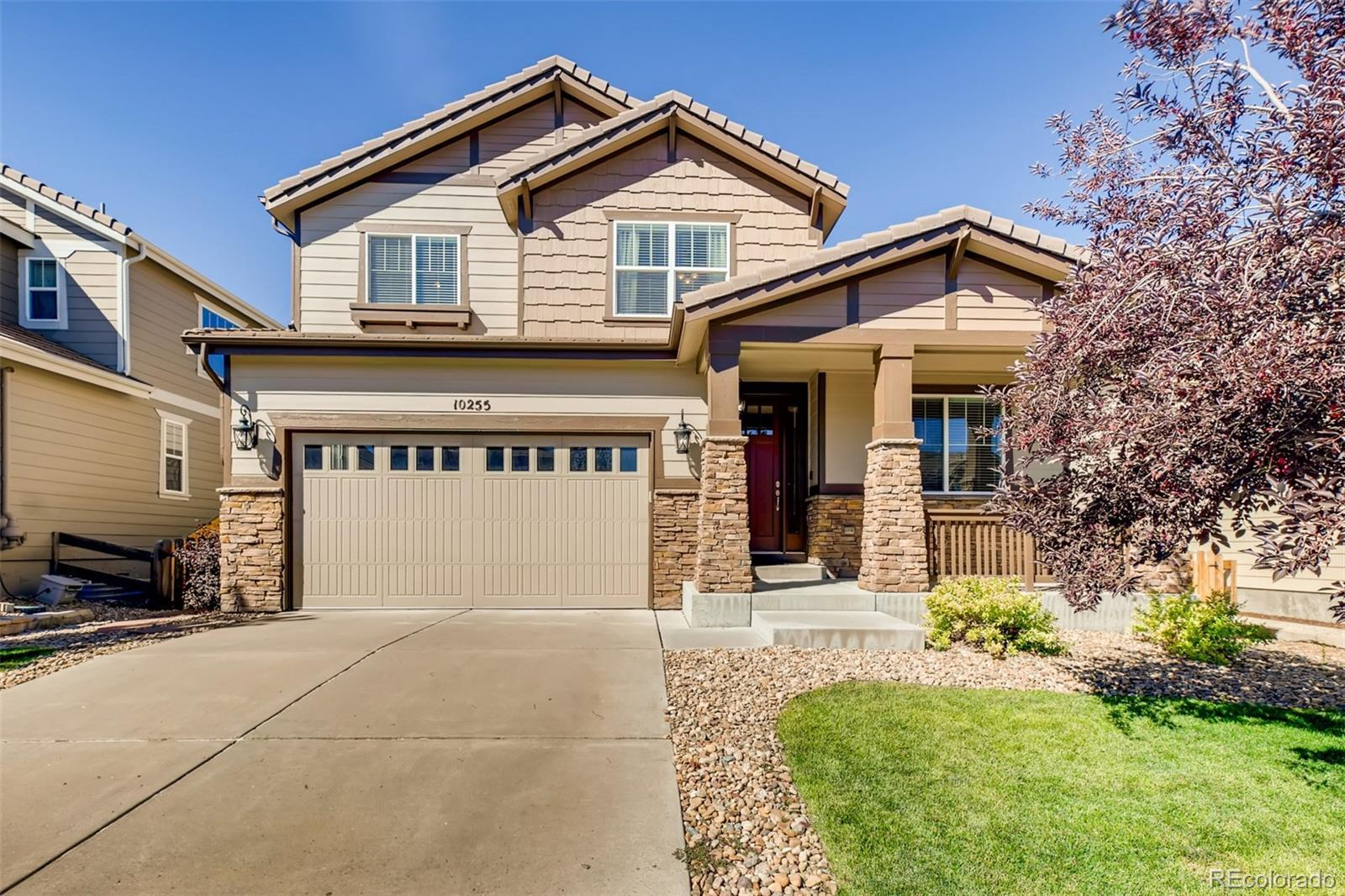 10255 Greenfield Circle, Parker, CO 80134 - #: 8216924