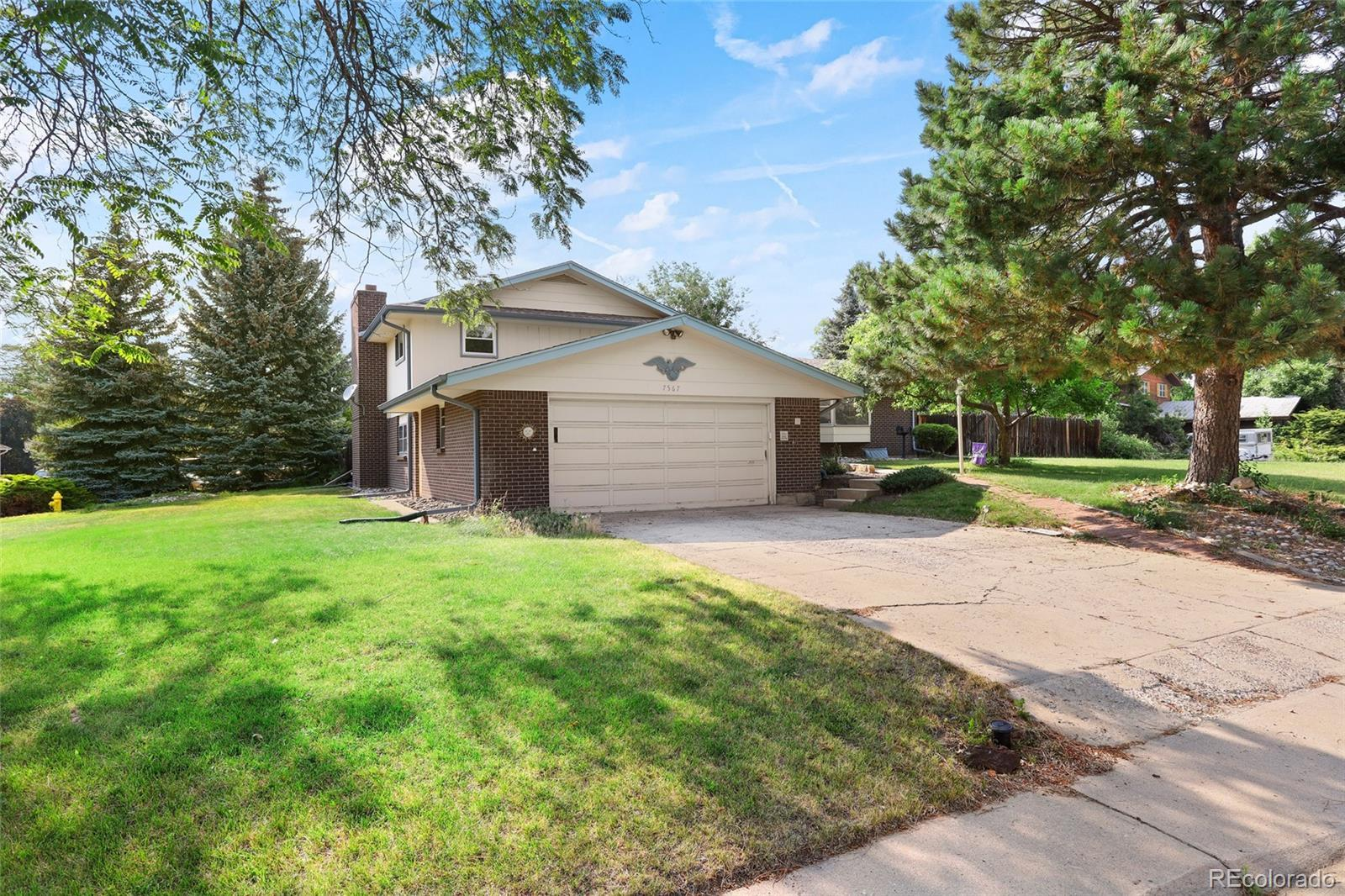 7567 Moore Court, Arvada, CO 80005 - #: 9163928