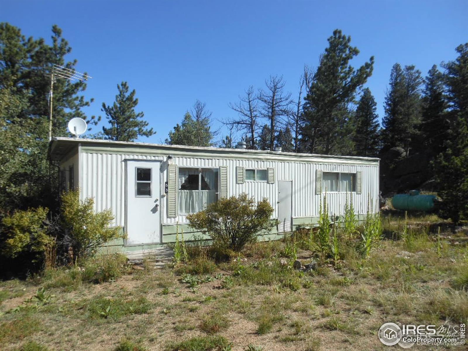 53 Peace Settler Court, Red Feather Lakes, CO 80545 - #: IR940931