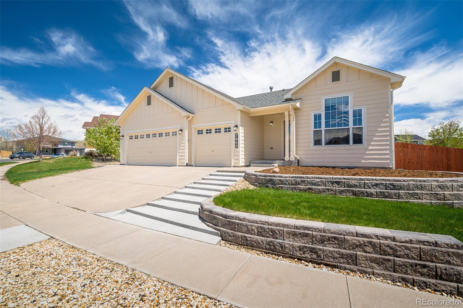 7045 Wood Lily Drive, Colorado Springs, CO 80923 - #: 7872934