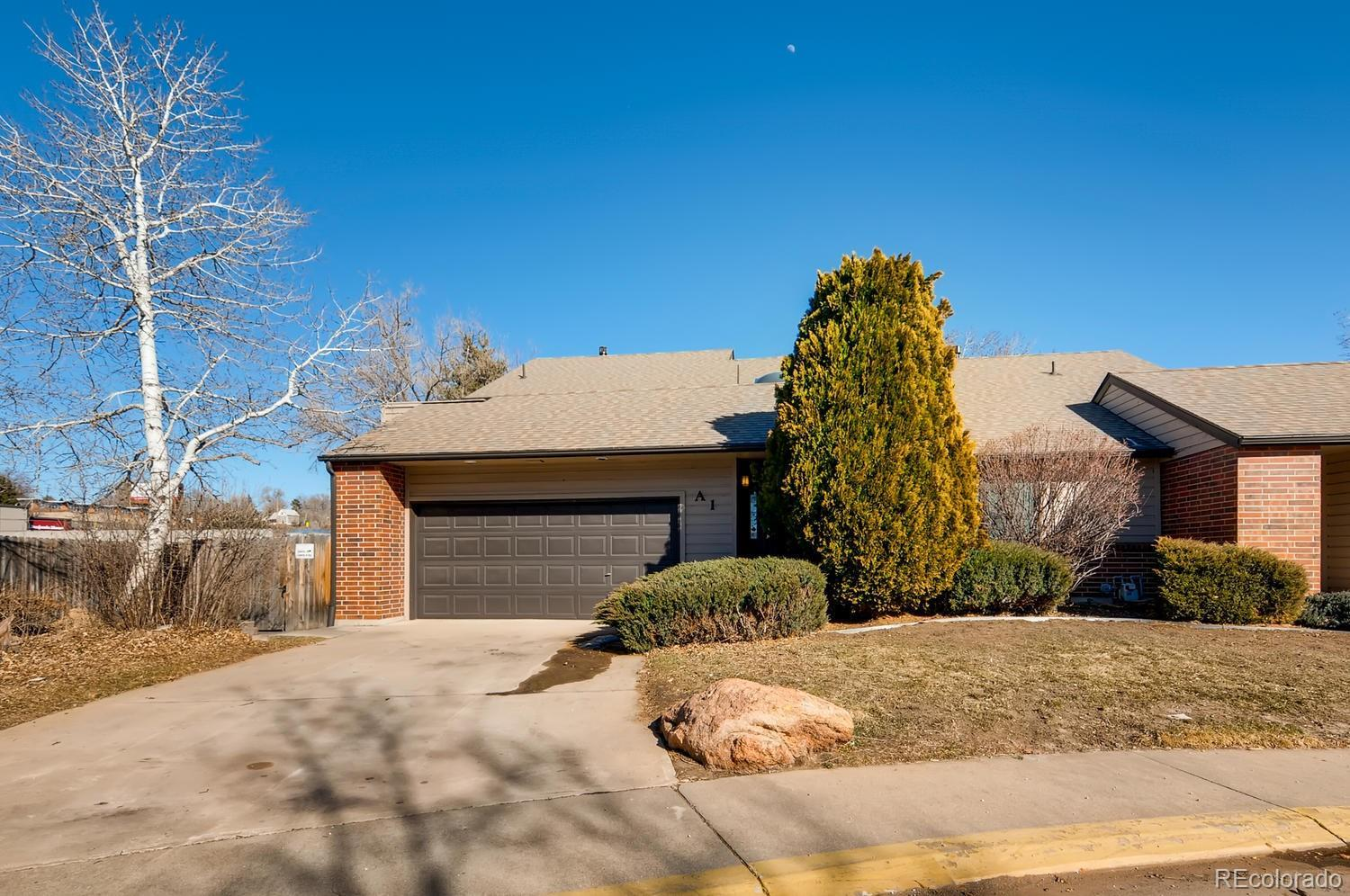 540 S Forest Street #A1, Denver, CO 80246 - #: 4466935