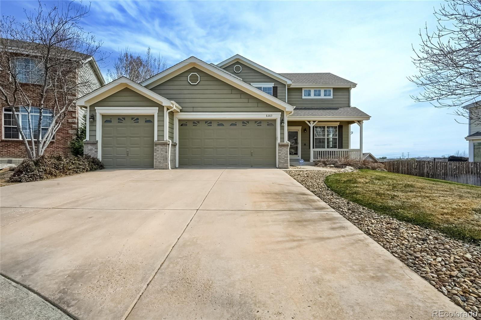 8283 Wetherill Circle, Castle Pines, CO 80108 - #: 3128936