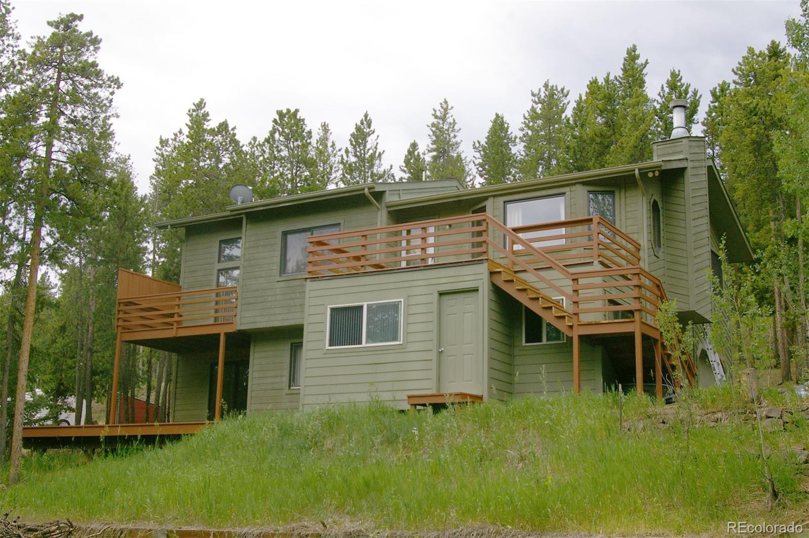 6742 S Deer Path, Evergreen, CO 80439 - #: 6515936