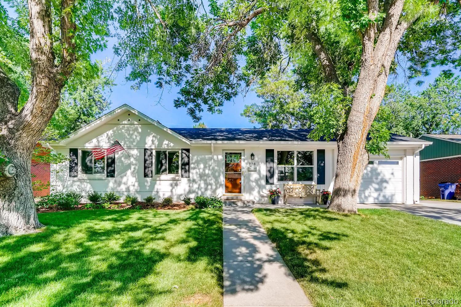 778 S Grape Street, Denver, CO 80246 - #: 4099944