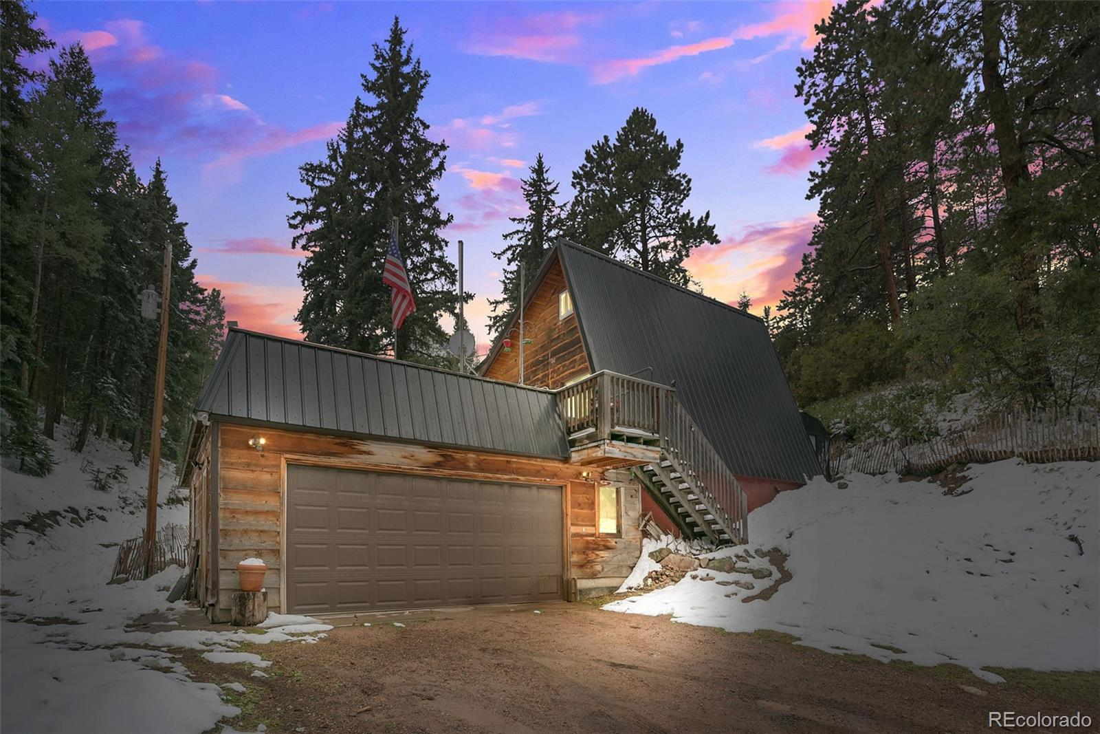 18850 Pleasant Park Road, Conifer, CO 80433 - #: 6324944