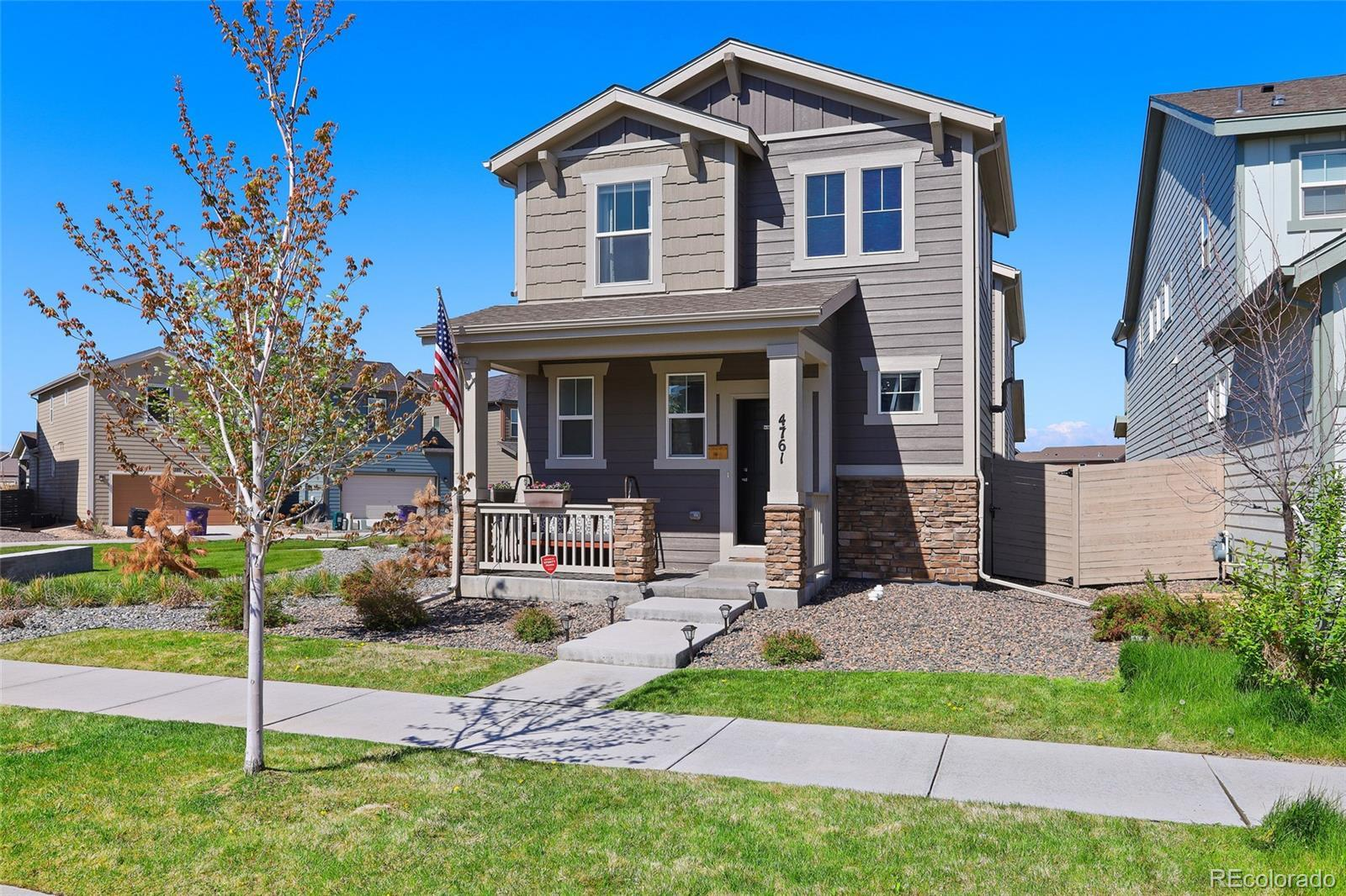 4761 Joplin Street, Denver, CO 80239 - MLS#: 5390948