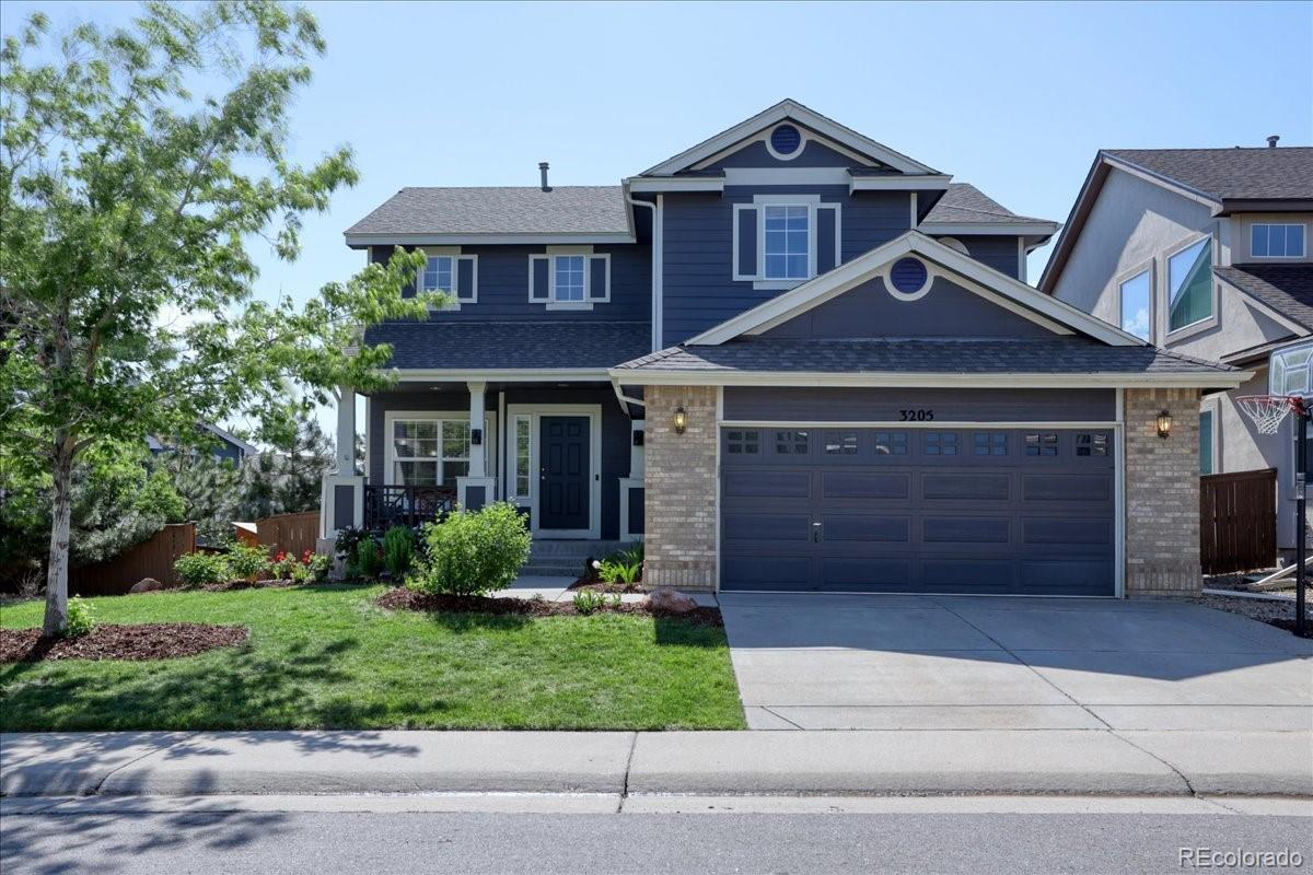 3205 Bentwood Place, Highlands Ranch, CO 80126 - #: 7293954