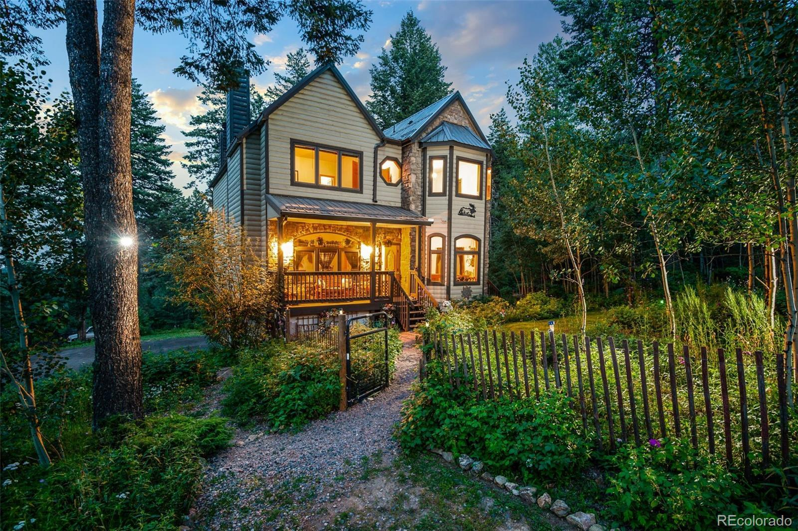 20855 Indian Springs Road, Conifer, CO 80433 - #: 8085954