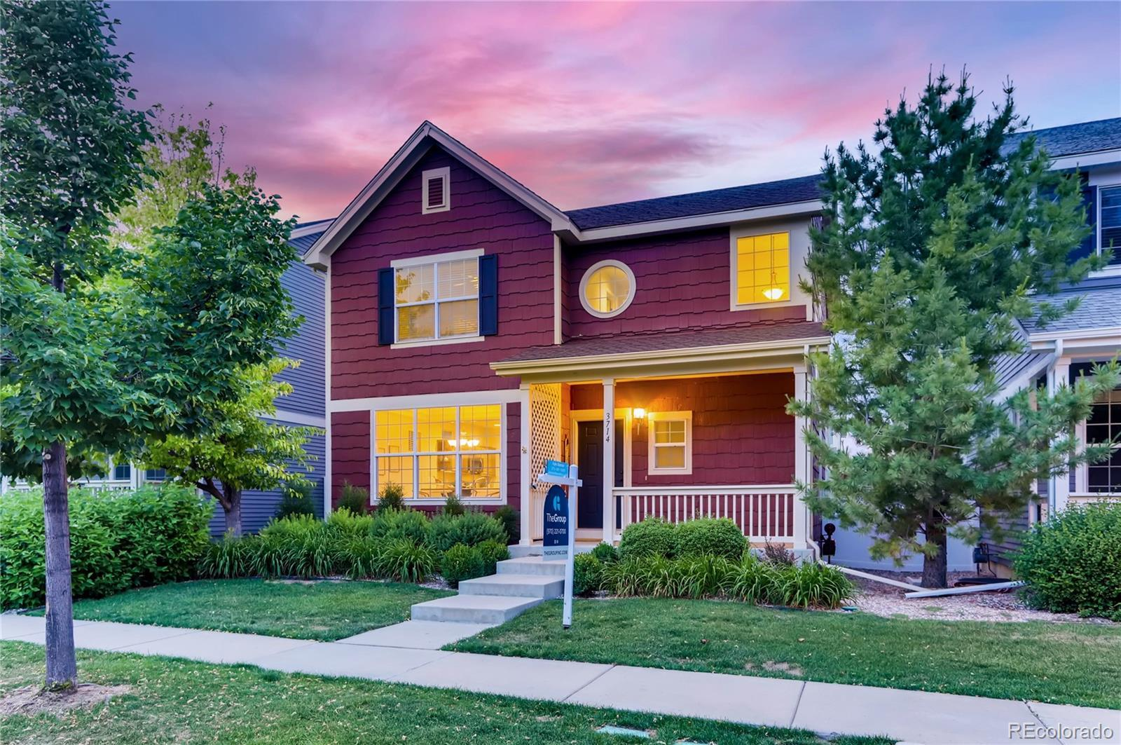 3714 Observatory Drive, Fort Collins, CO 80528 - #: 8110955