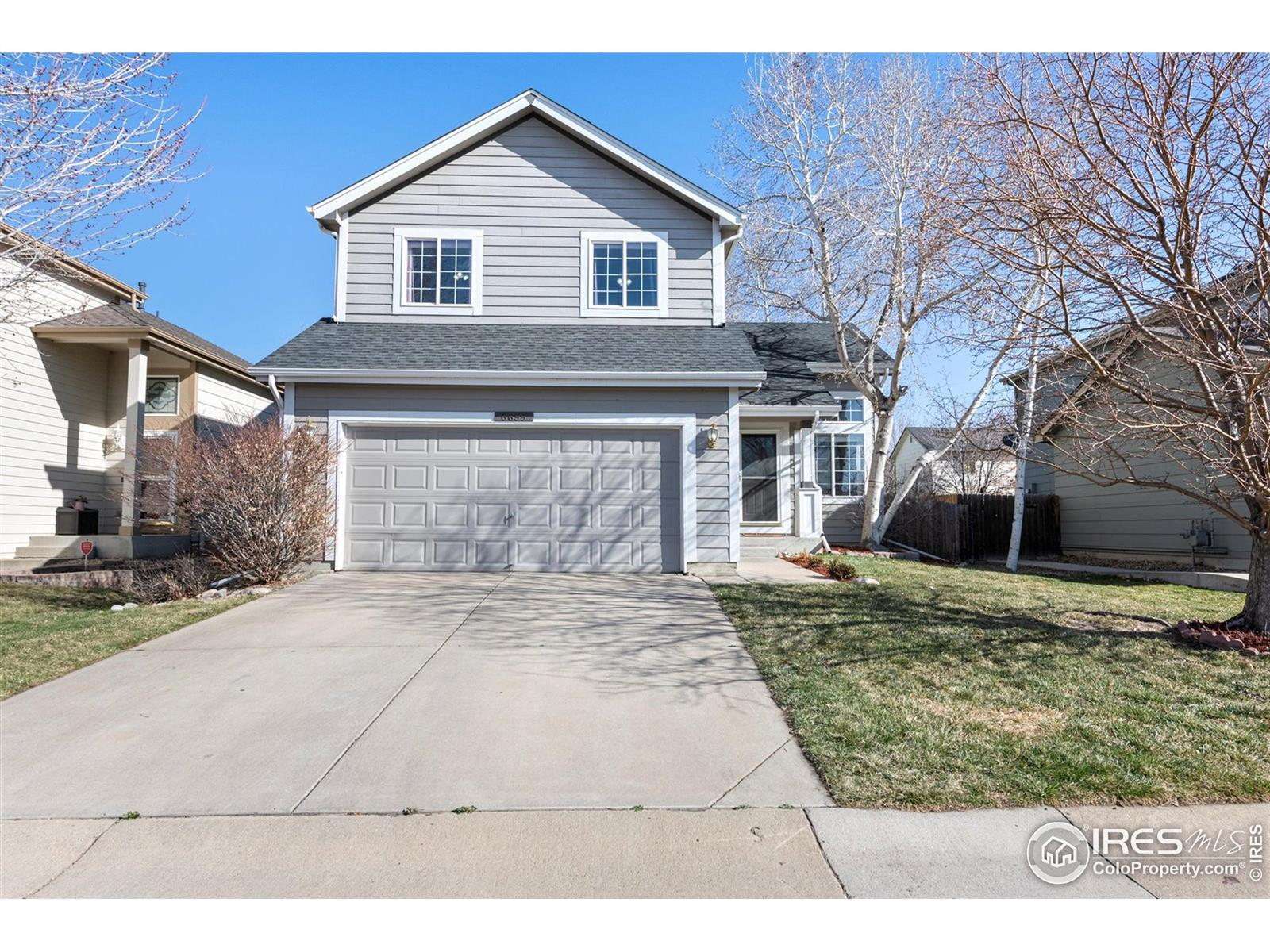 6699 St Vrain Ranch Boulevard, Firestone, CO 80504 - #: IR936959