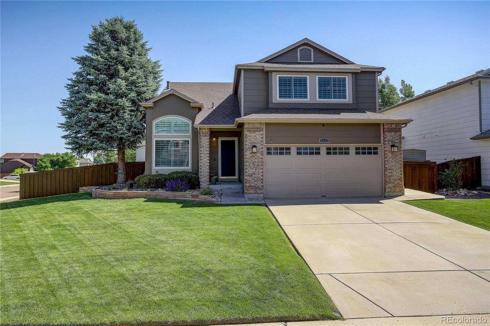 9372 Weeping Willow Court, Highlands Ranch, CO 80130 - #: 3609963