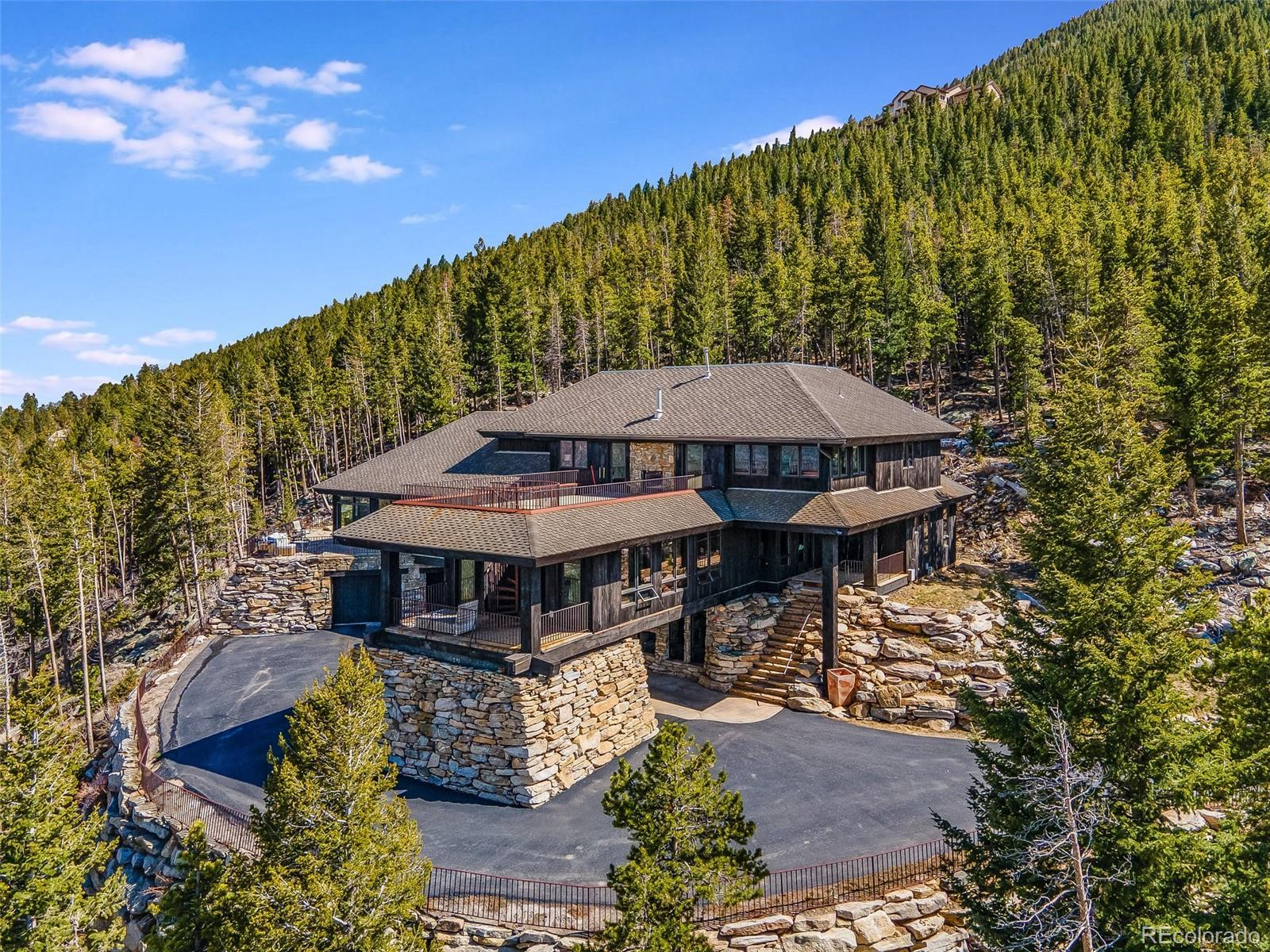 221 Halter Way, Evergreen, CO 80439 - #: 6728963