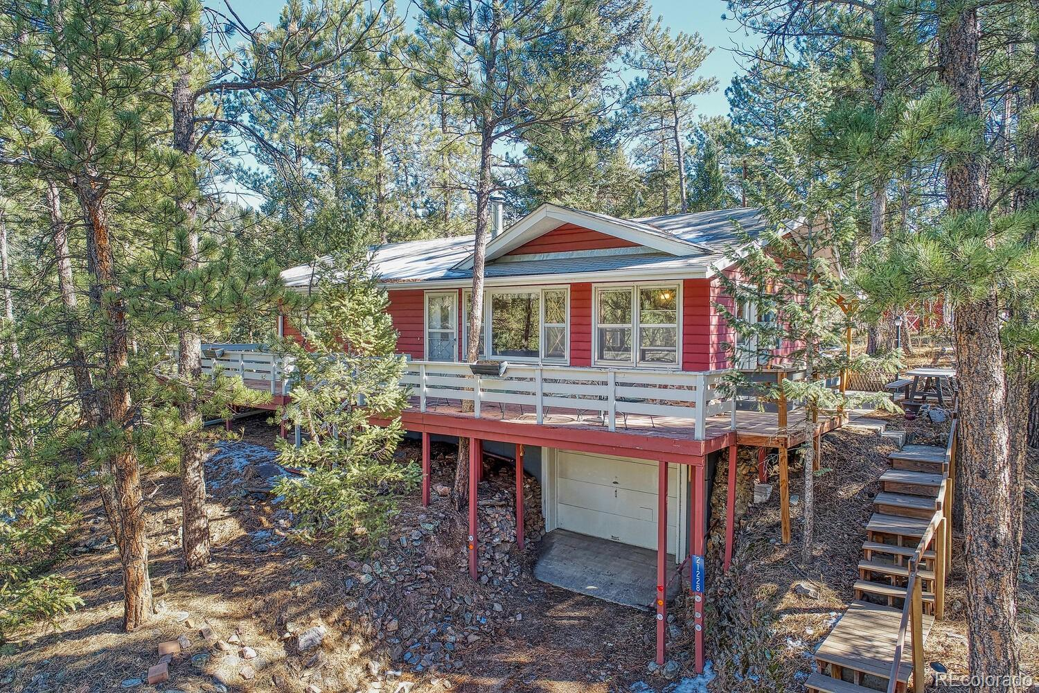 21228 Taos Road, Indian Hills, CO 80454 - #: 4988965