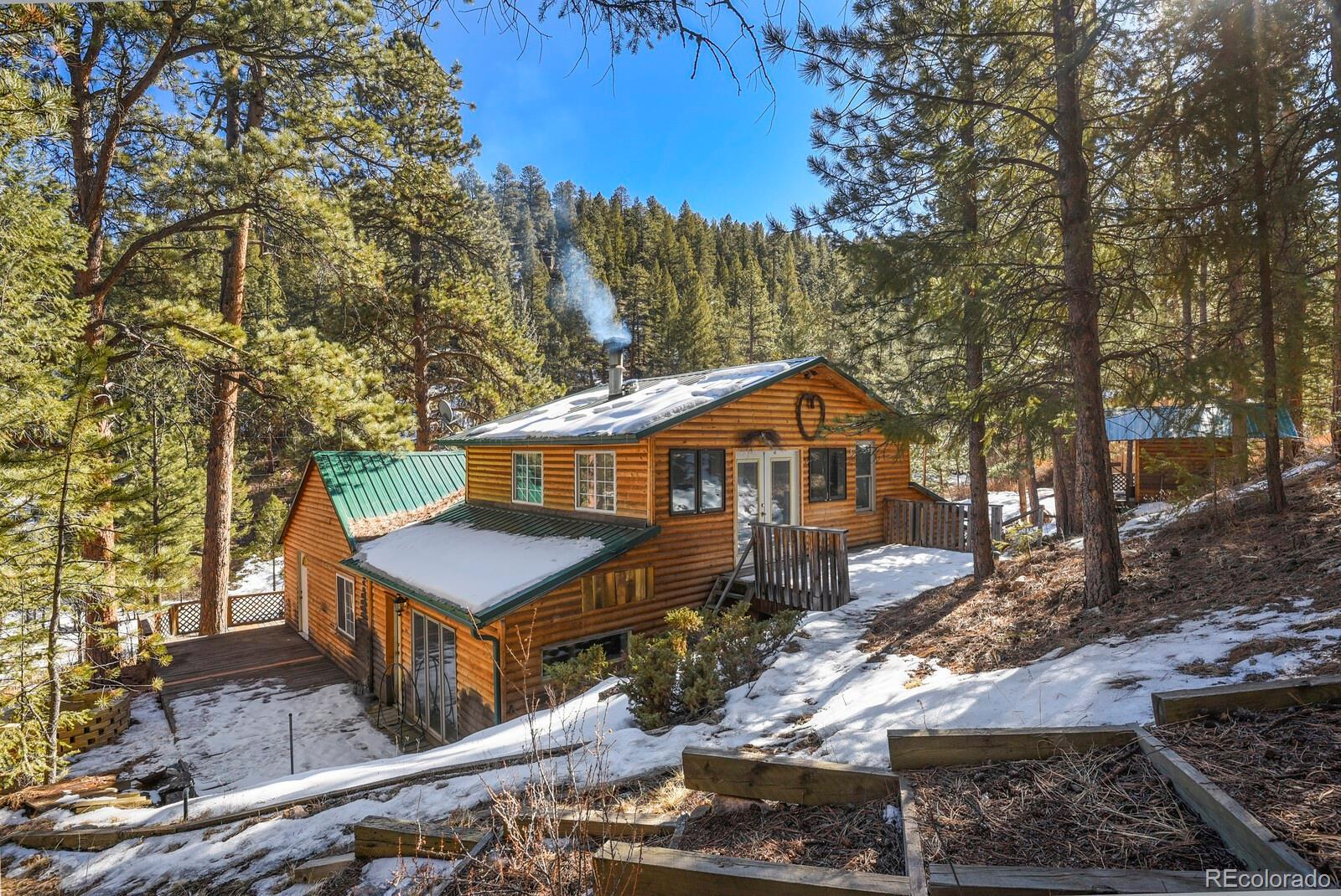 14560 S Elk Creek Road, Pine, CO 80470 - #: 5909967