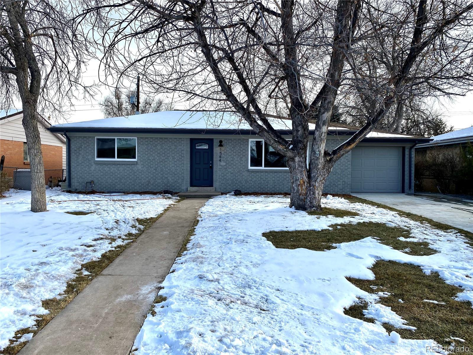 1544 S Chase Court, Lakewood, CO 80232 - #: 1954969