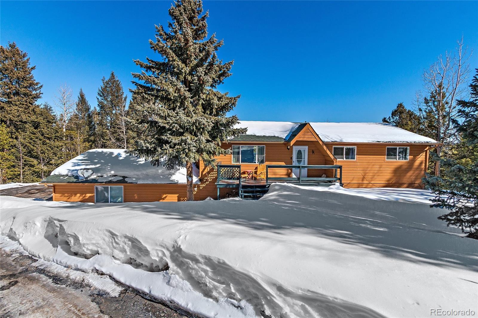 9690 S Warhawk Road, Conifer, CO 80433 - #: 3911971