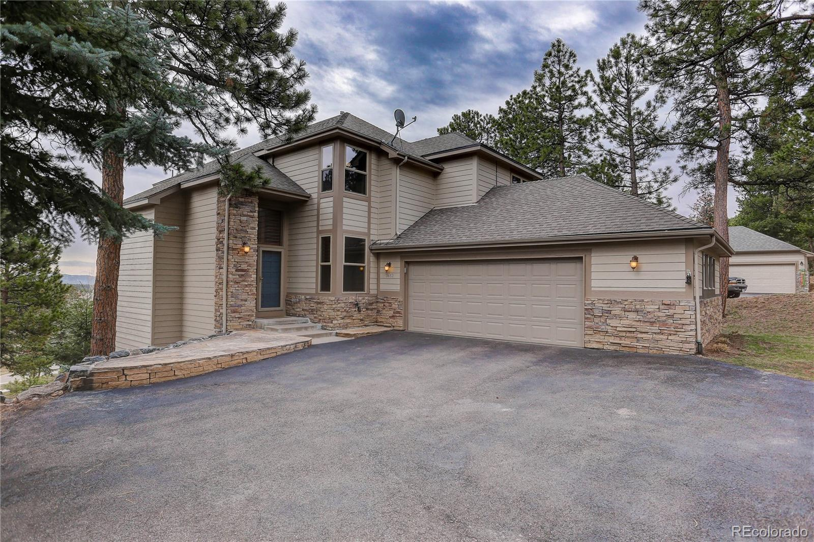 3462 Overlook Trail, Evergreen, CO 80439 - #: 3639972