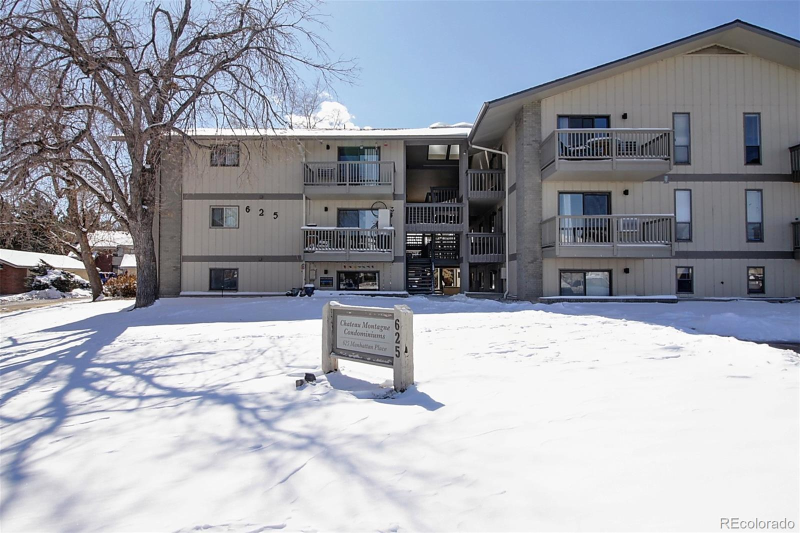 625 Manhattan Place #301, Boulder, CO 80303 - #: 5479974
