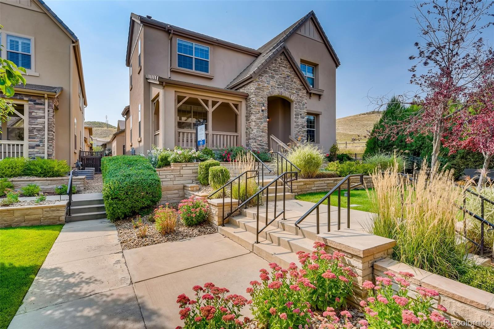 10359 Bluffmont Drive, Lone Tree, CO 80124 - #: 4105975