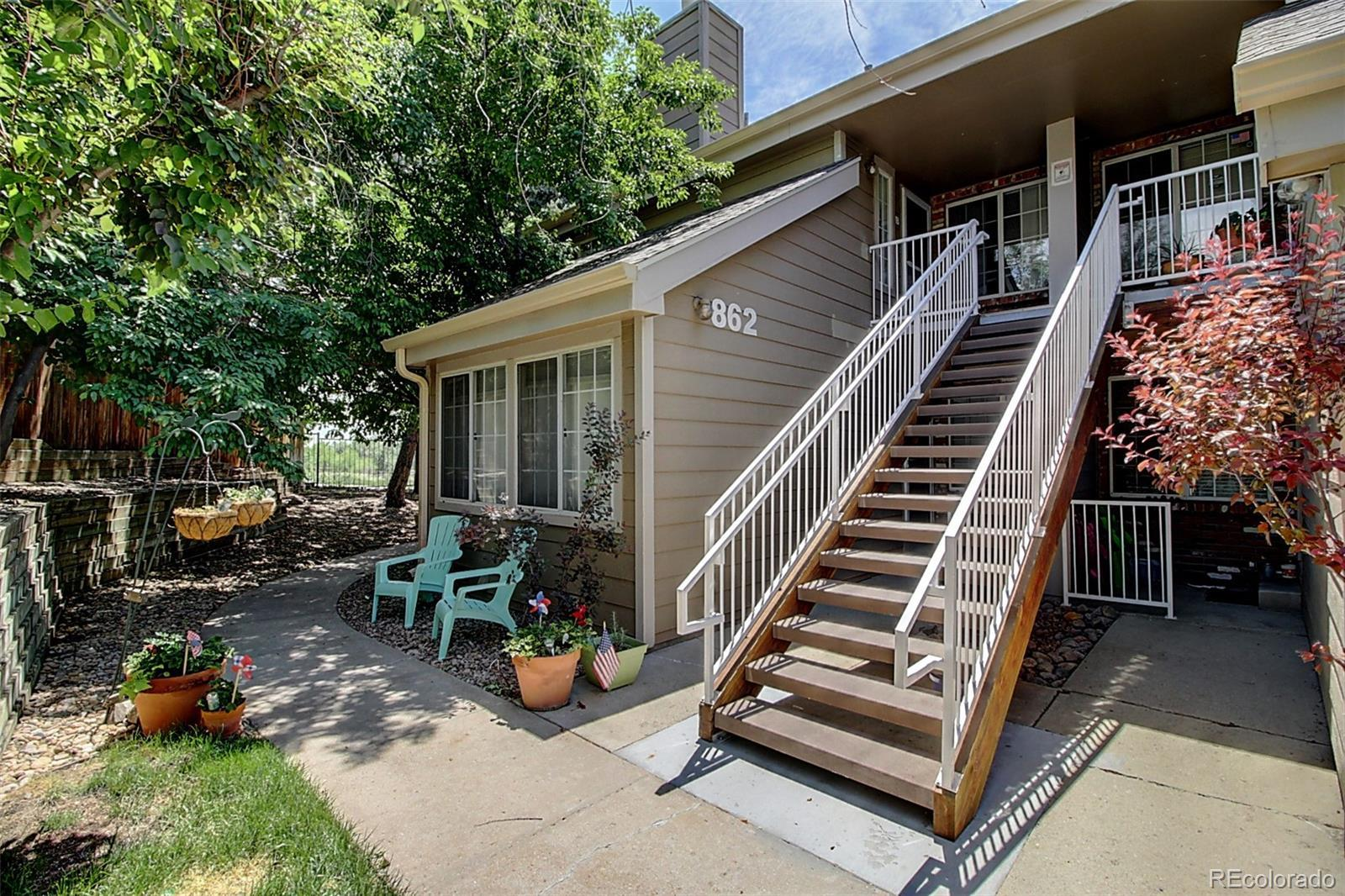 862 S Reed Court #B, Lakewood, CO 80226 - #: 5804975