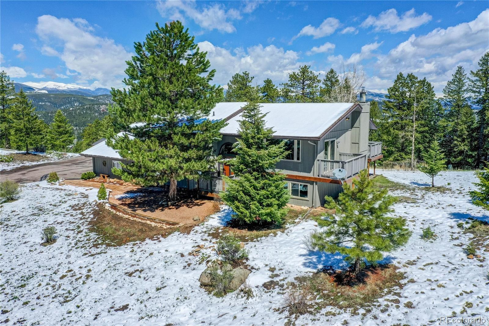 26872 Chipmunk Drive, Evergreen, CO 80439 - #: 8708981