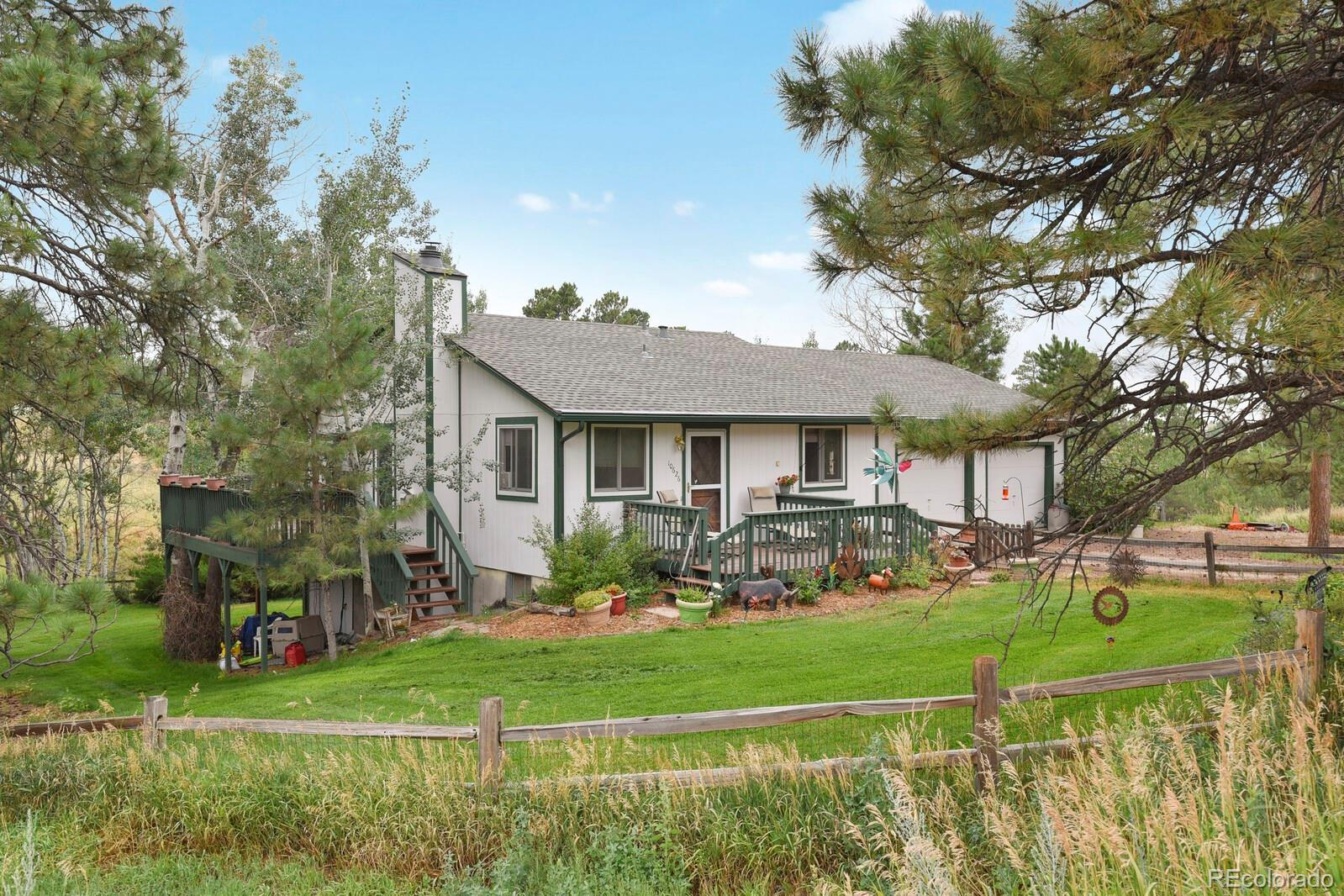 10626 E Whispering Pines Drive, Parker, CO 80138 - #: 5514983