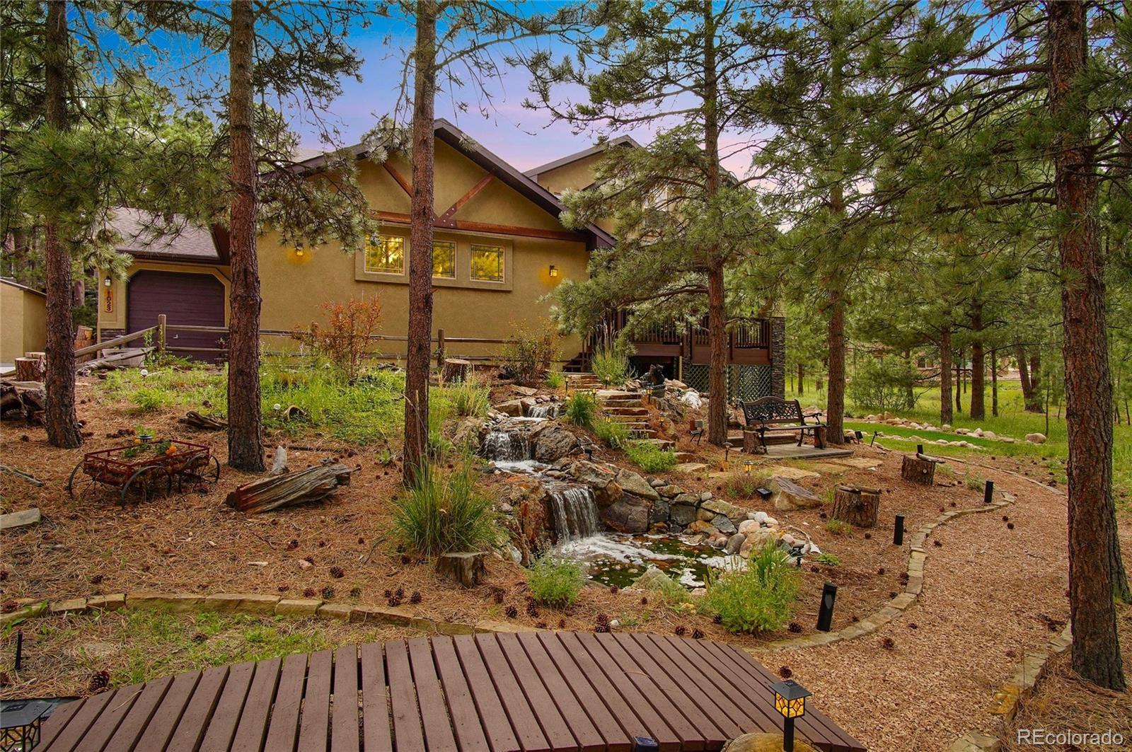 1023 Greenland Forest Drive, Monument, CO 80132 - #: 3143984