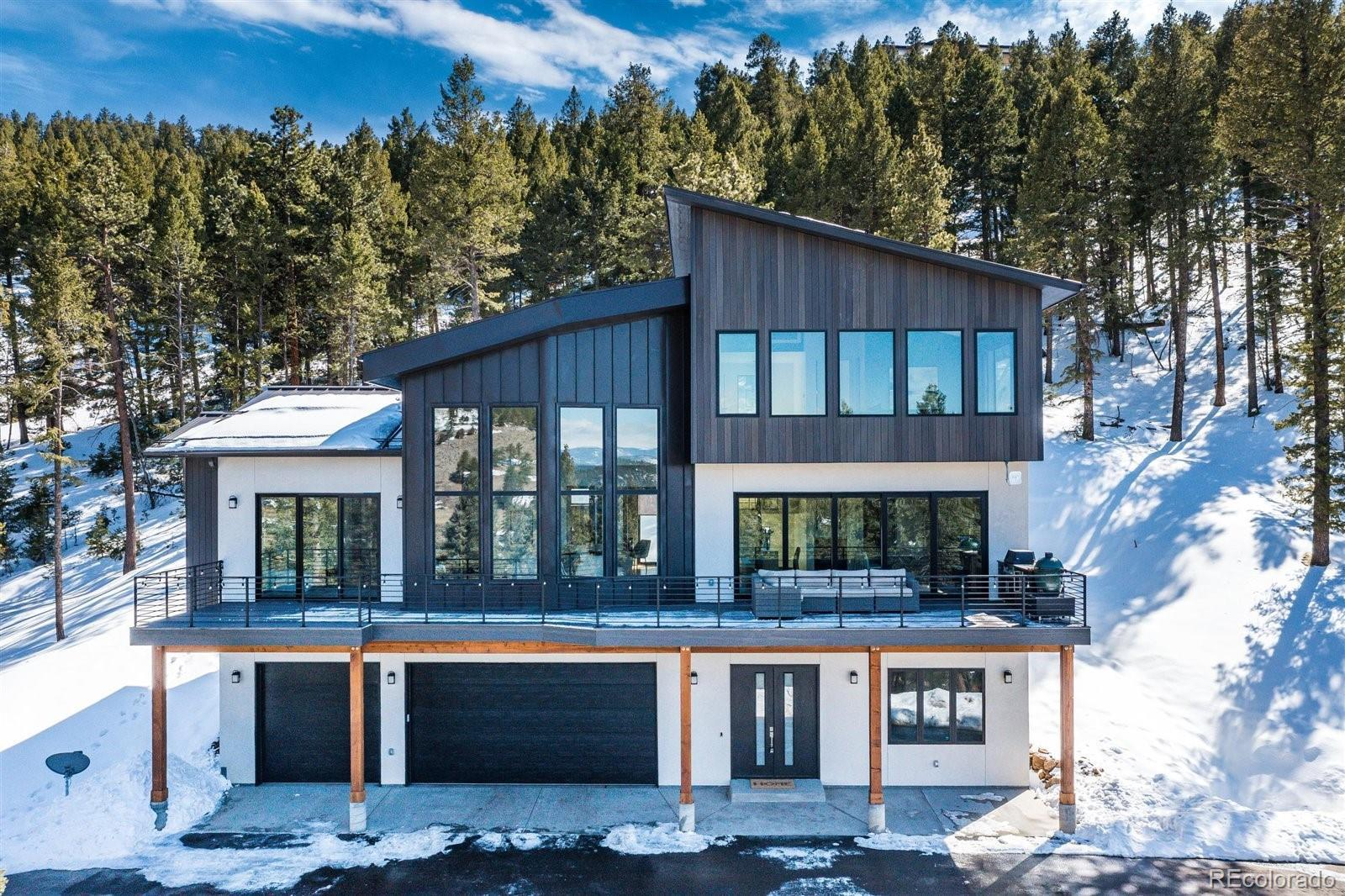 5030 Liberty Drive, Evergreen, CO 80439 - #: 8971984
