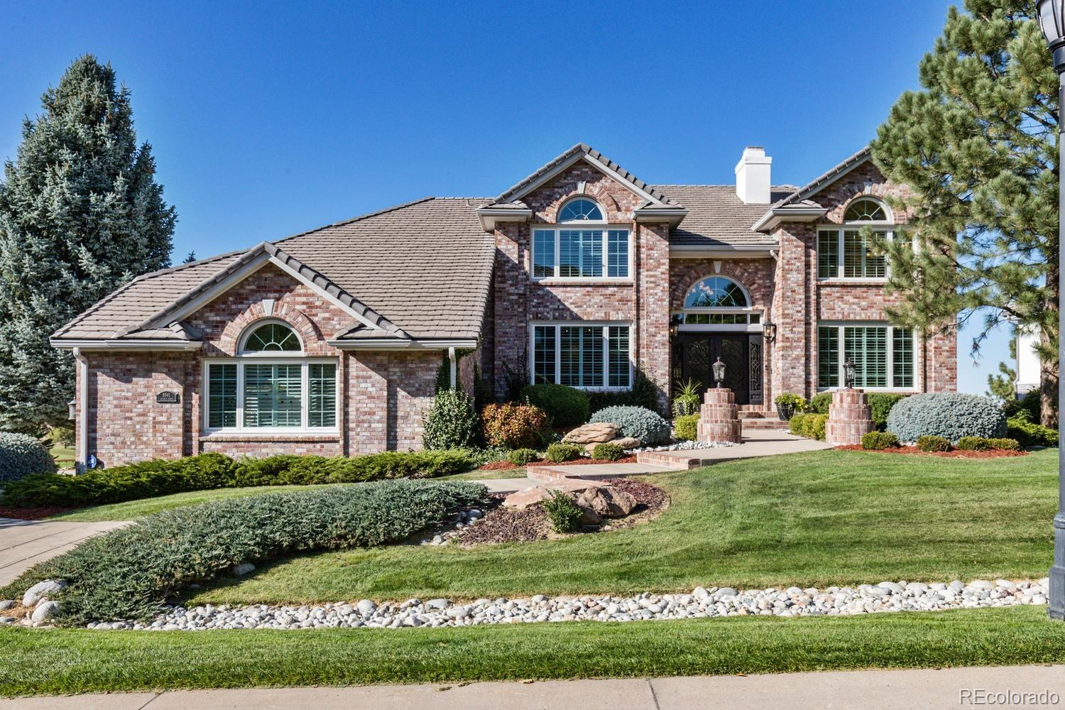 8541 Colonial Drive, Lone Tree, CO 80124 - #: 9040984