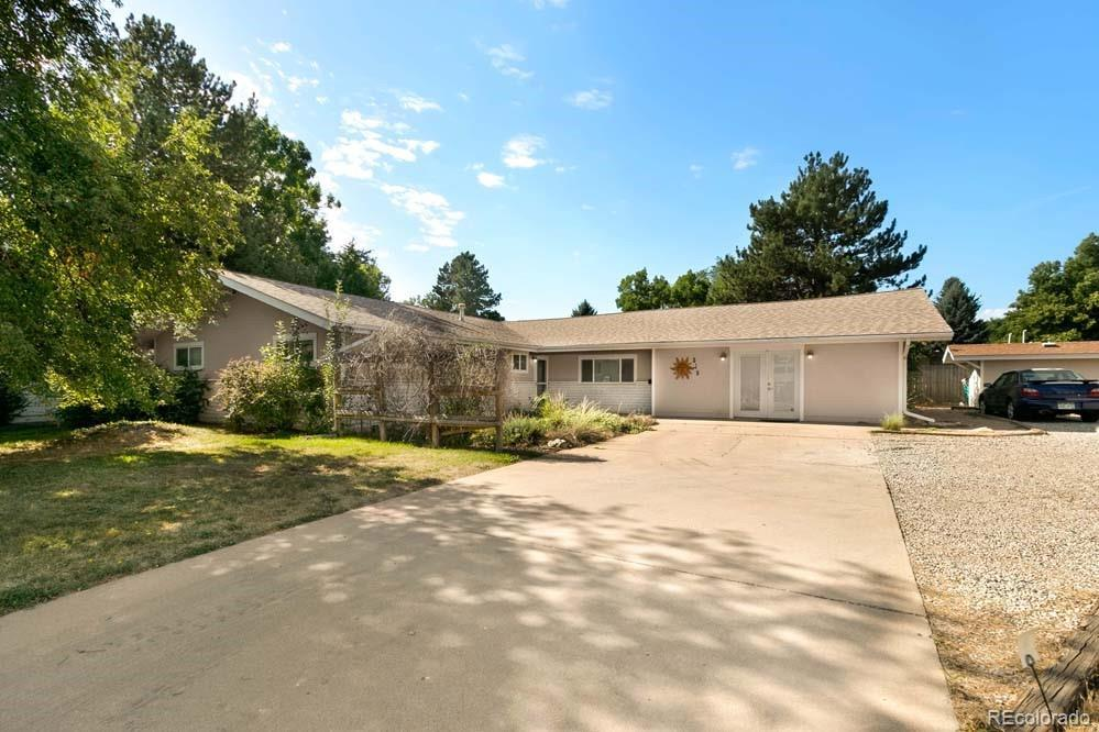 819 W Prospect Road, Fort Collins, CO 80526 - #: 4764985