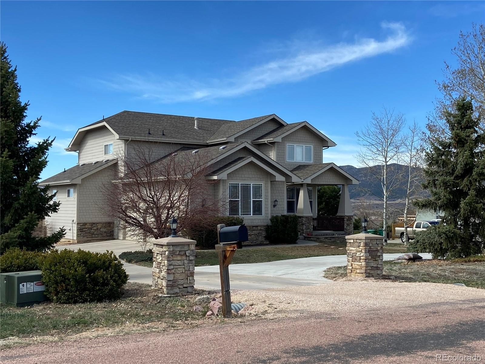 1225 Bowstring Road, Monument, CO 80132 - #: 9919985