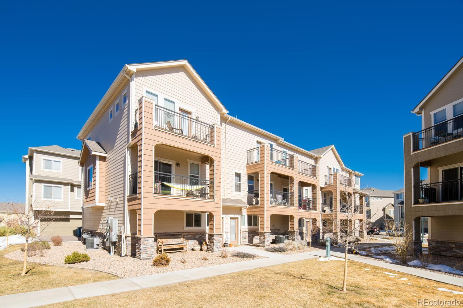 11250 Florence Street #21D, Commerce City, CO 80640 - #: 3605987