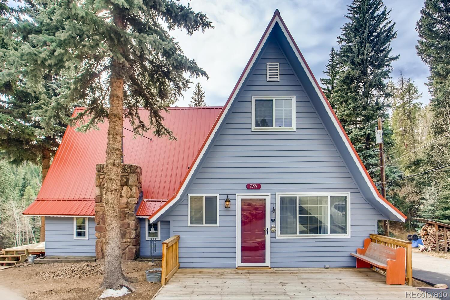 7371 Brook Forest Drive, Evergreen, CO 80439 - #: 6013987