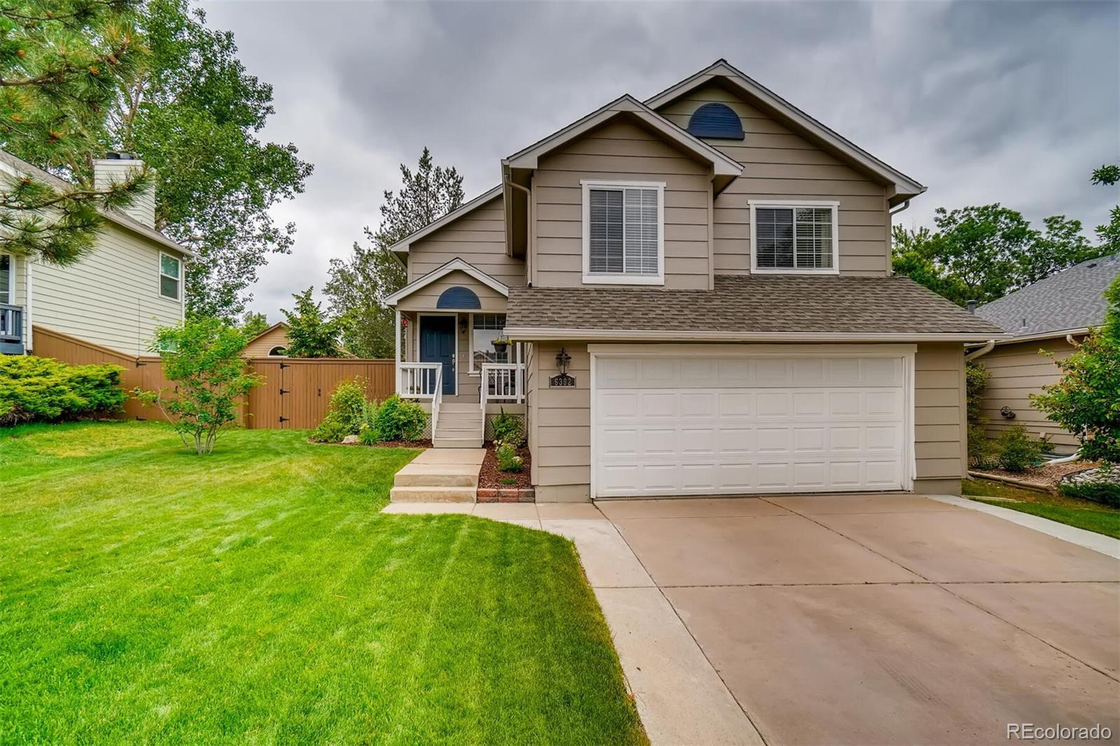 6392 Freeport Drive, Highlands Ranch, CO 80130 - #: 6845987