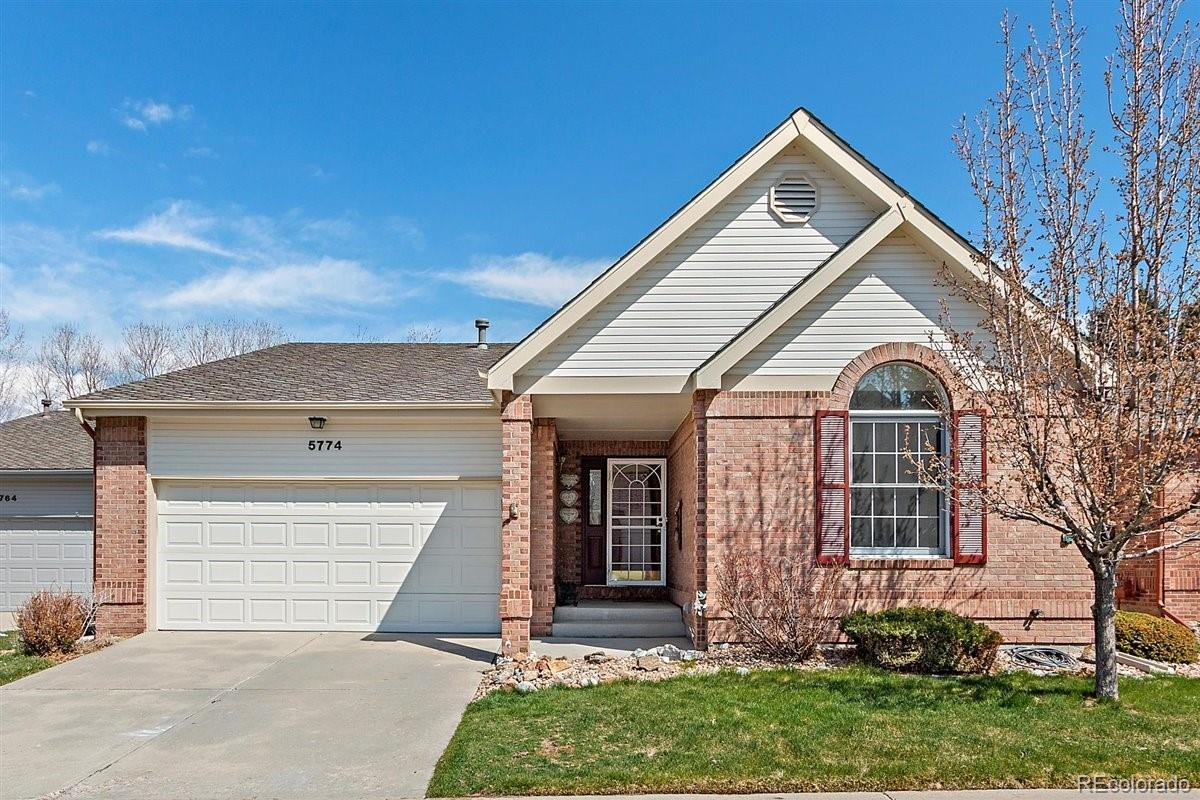 5774 Greenspointe Place, Highlands Ranch, CO 80130 - #: 8459988