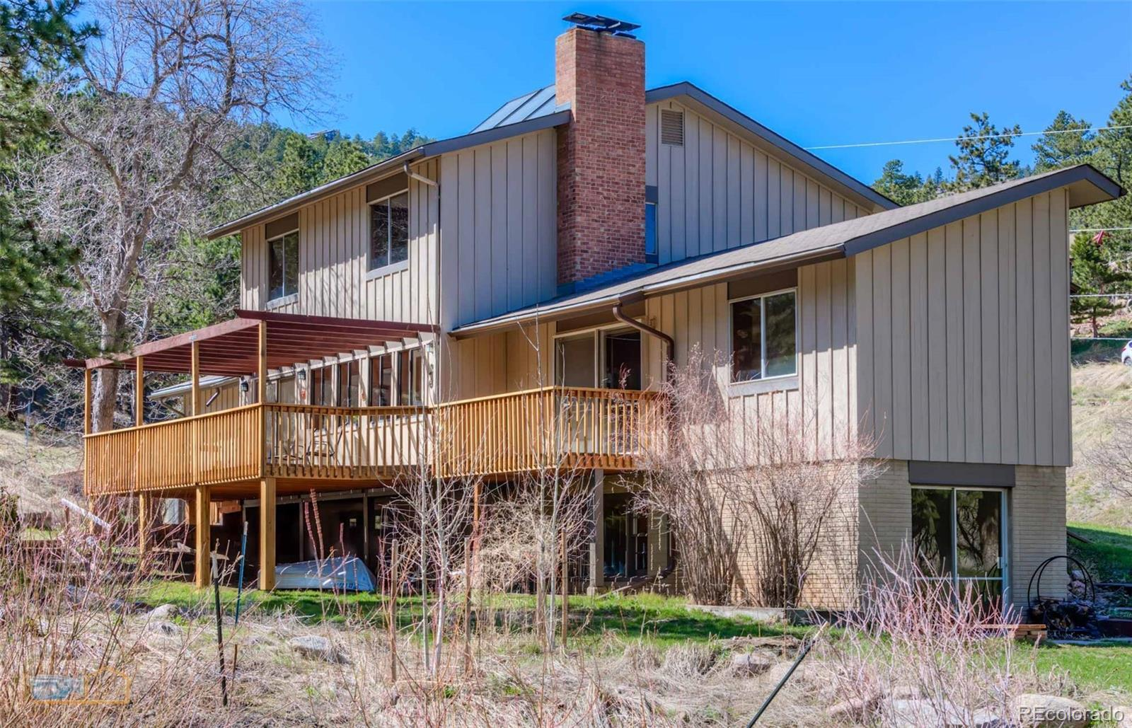 1037 Wagonwheel Gap Road, Boulder, CO 80302 - #: 6523989
