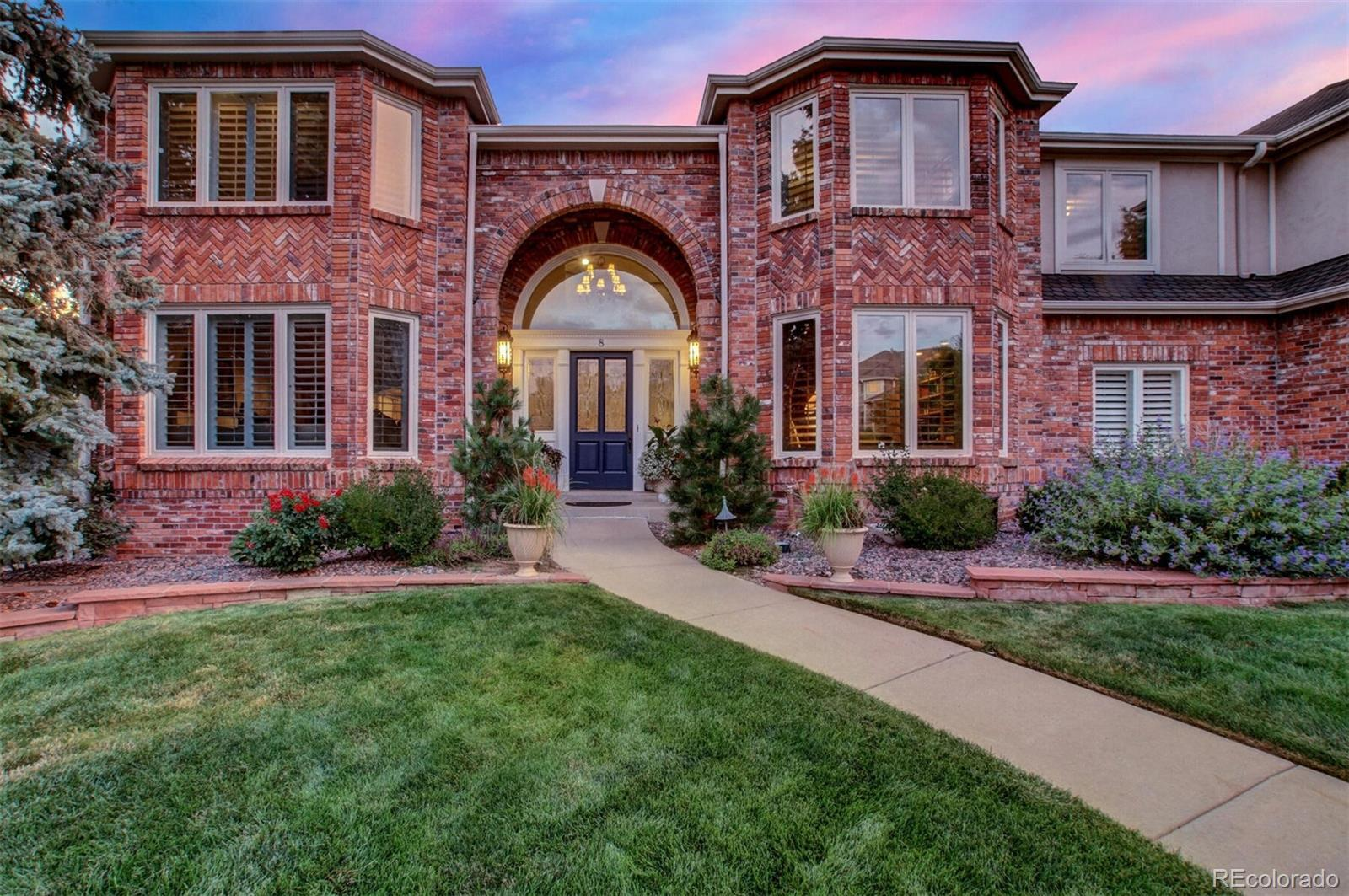 8 Red Tail Drive, Highlands Ranch, CO 80126 - #: 8041989