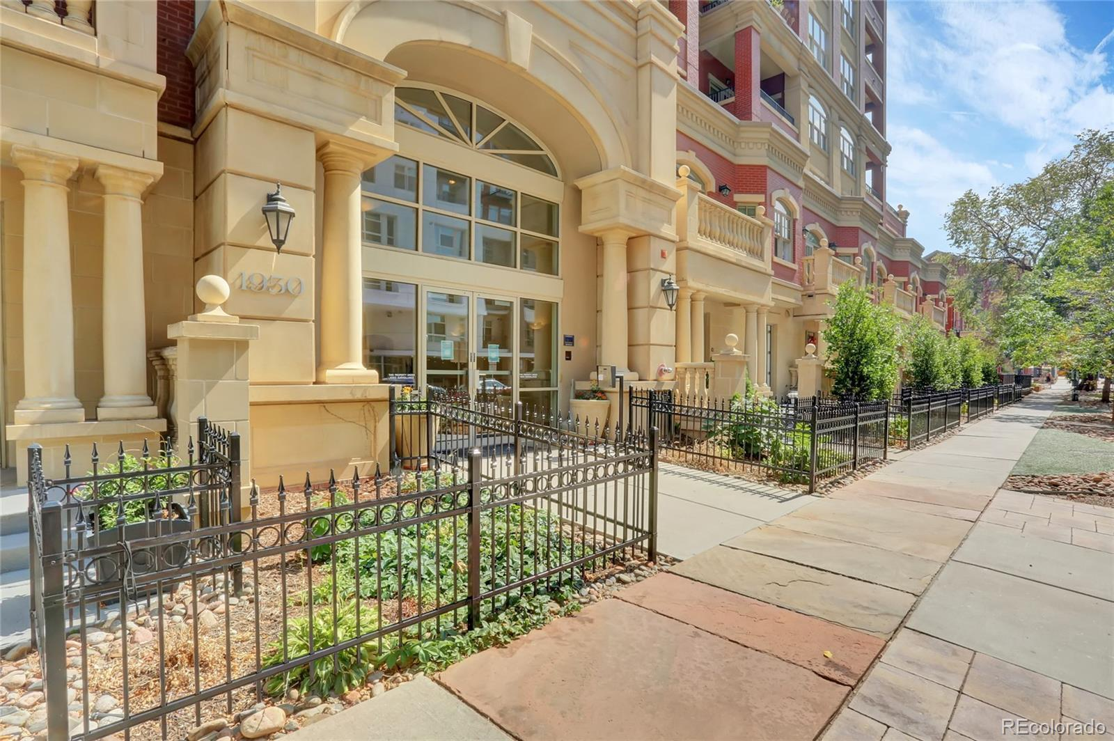 1950 N Logan Street #607, Denver, CO 80203 - MLS#: 4933990