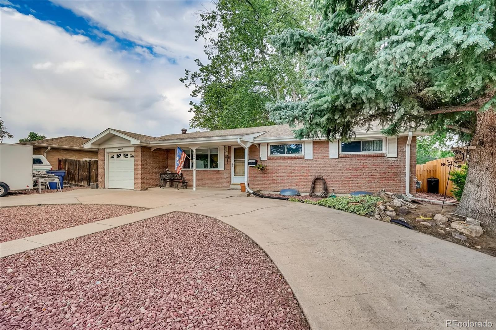 6080 Dudley Street, Arvada, CO 80004 - #: 4133991
