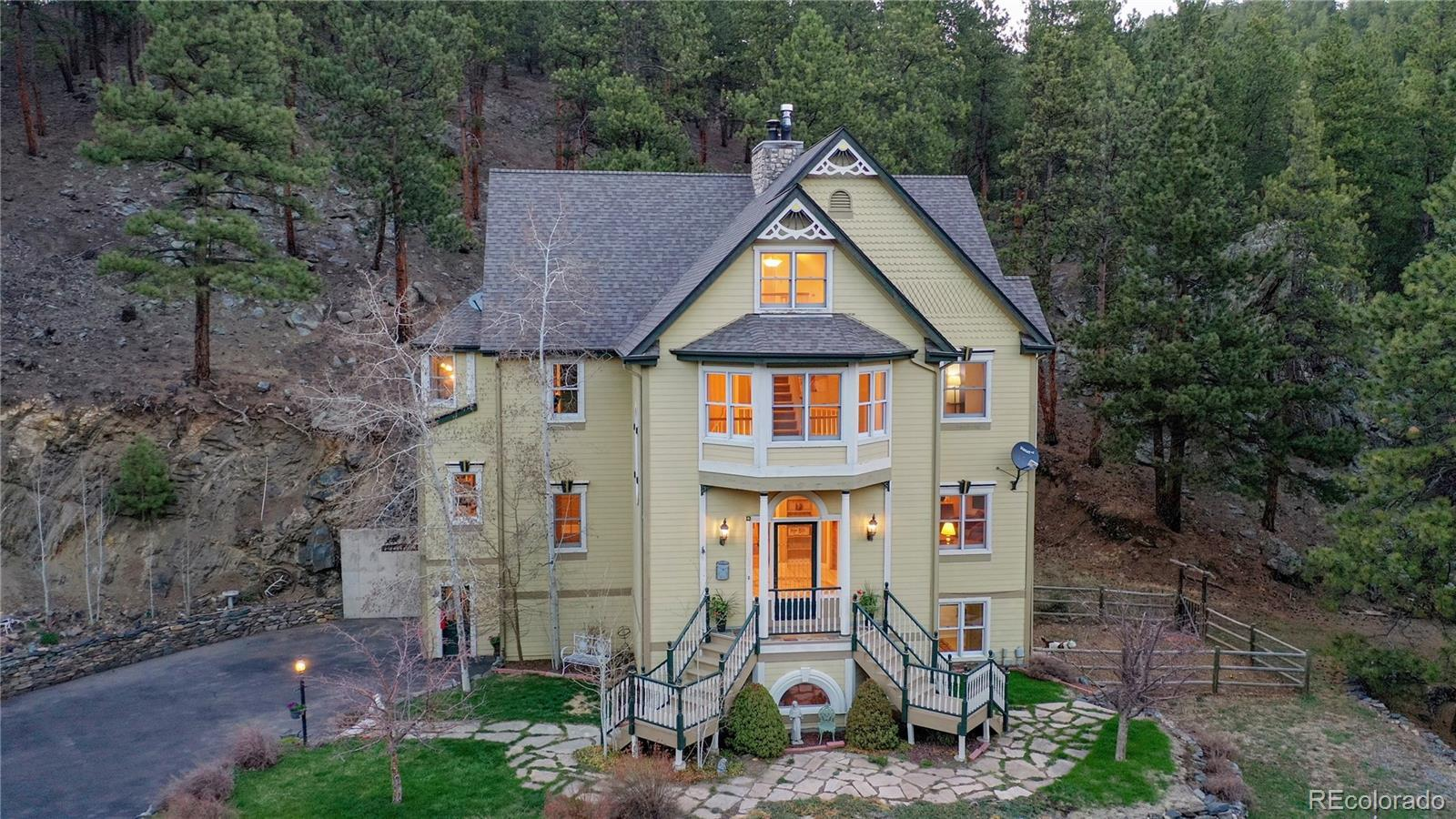 32081 Eagle Brook Drive, Evergreen, CO 80439 - #: 3657992