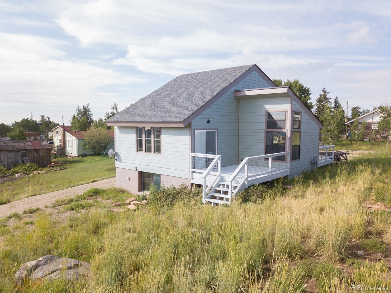 575 Witcher Lane, Fairplay, CO 80440 - #: 6443992