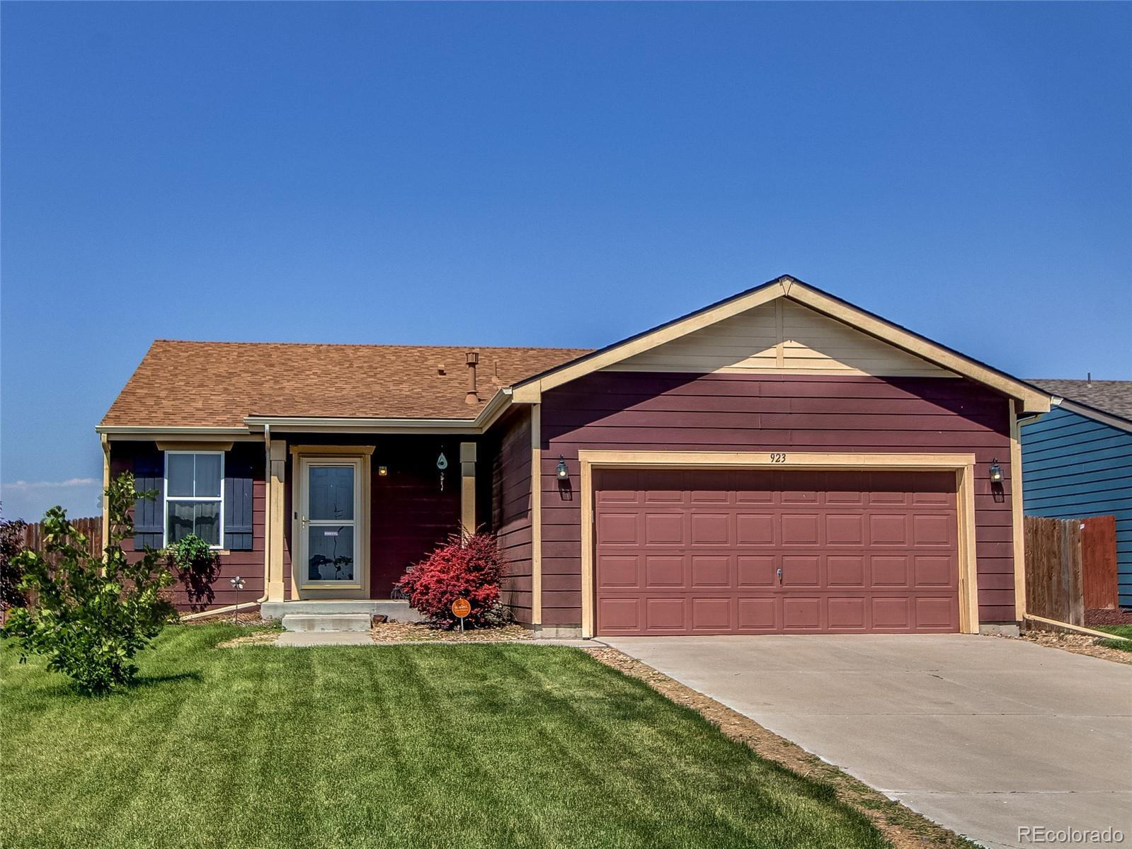 923 Stagecoach Avenue, Lochbuie, CO 80603 - #: 5925994