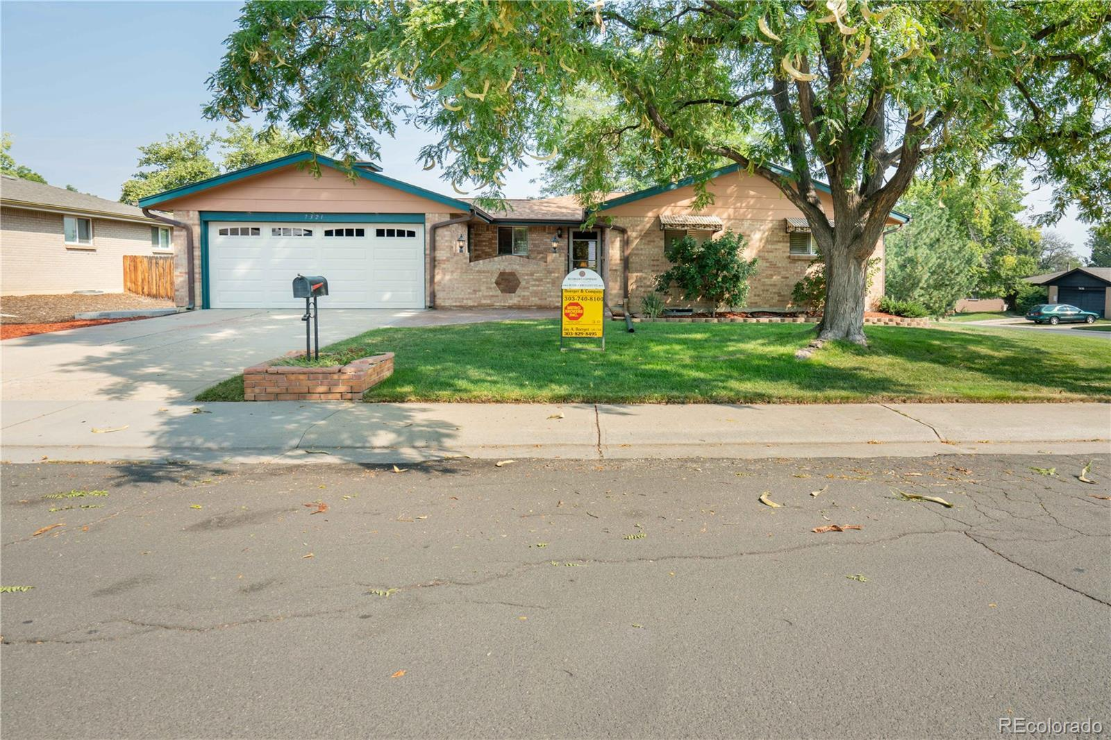 7321 W 74th Place, Arvada, CO 80003 - #: 2648995