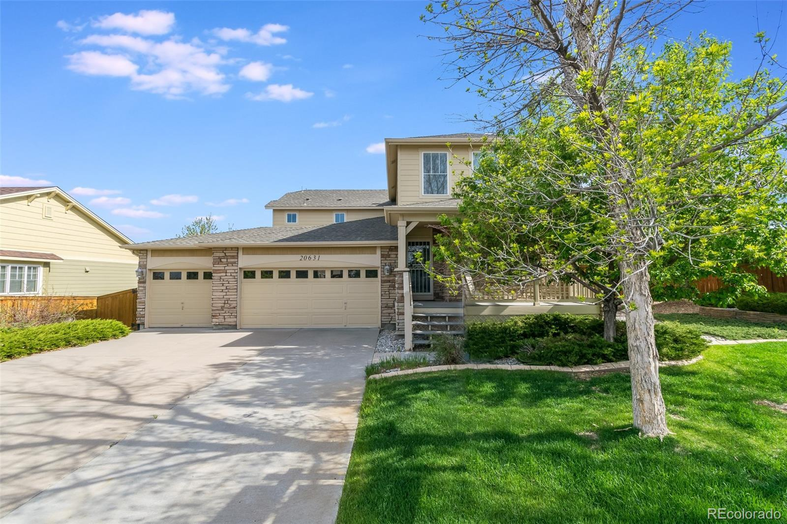 20631 E Cornell Place, Aurora, CO 80013 - #: 6724995