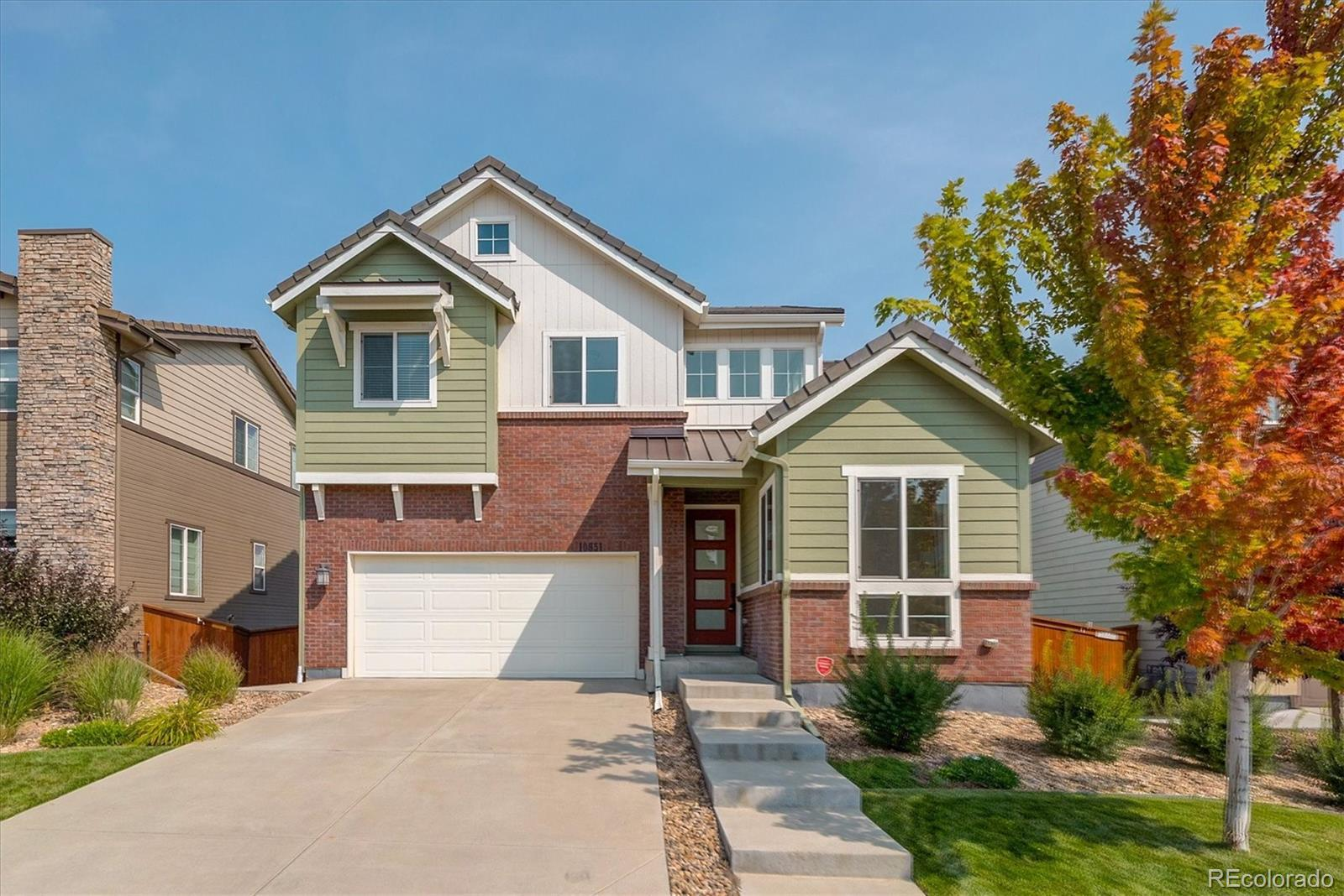 10951 Touchstone Loop, Parker, CO 80134 - #: 6487997