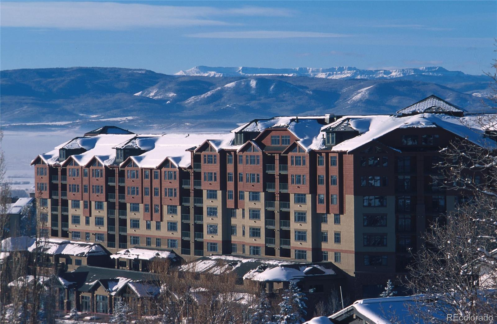 2300 Mt. Werner Circle 411\/414 Cal4, Steamboat Springs, CO 80487 - #: 9508997