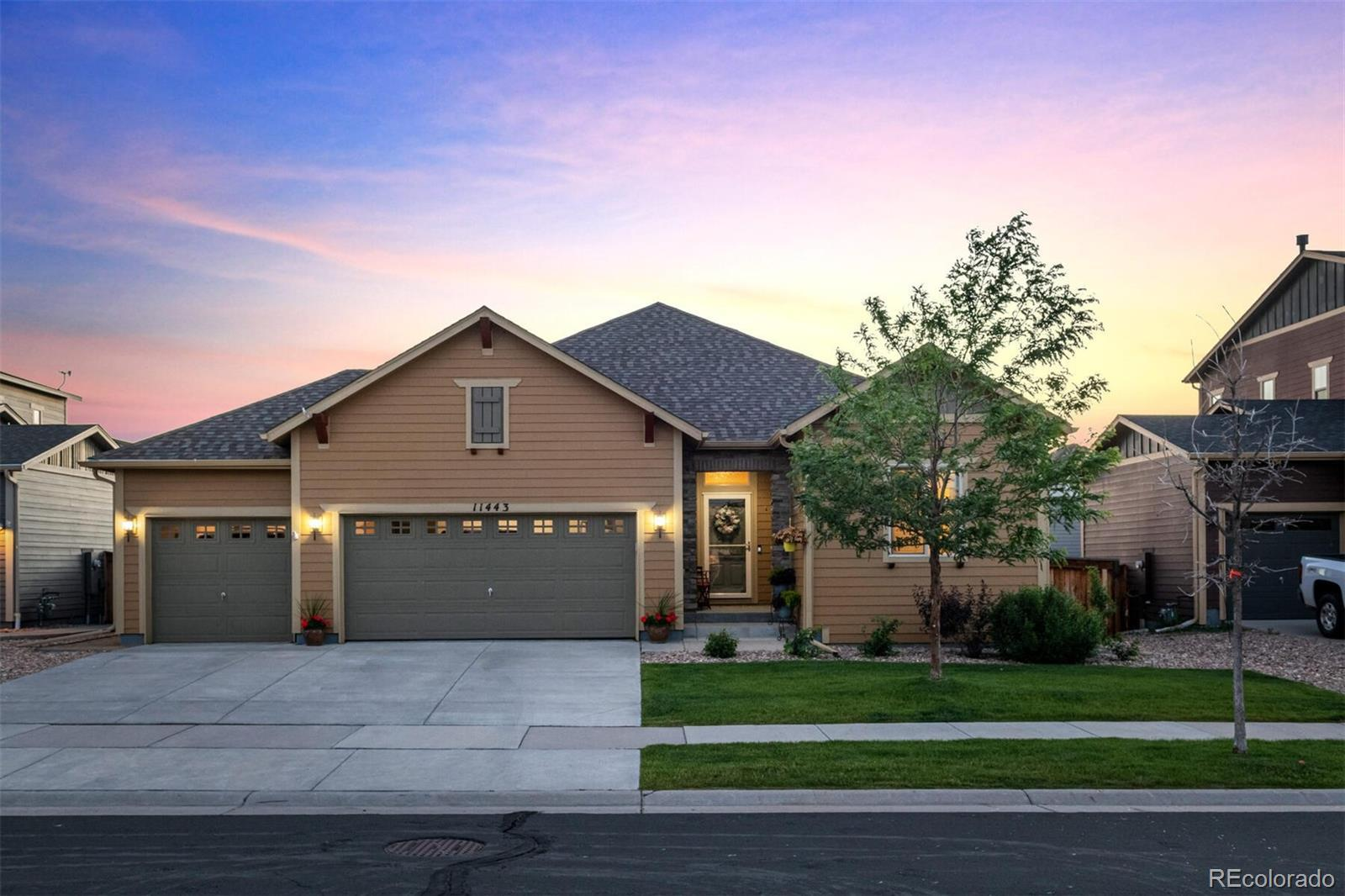 11443 Lovage Way, Parker, CO 80134 - #: 9067998