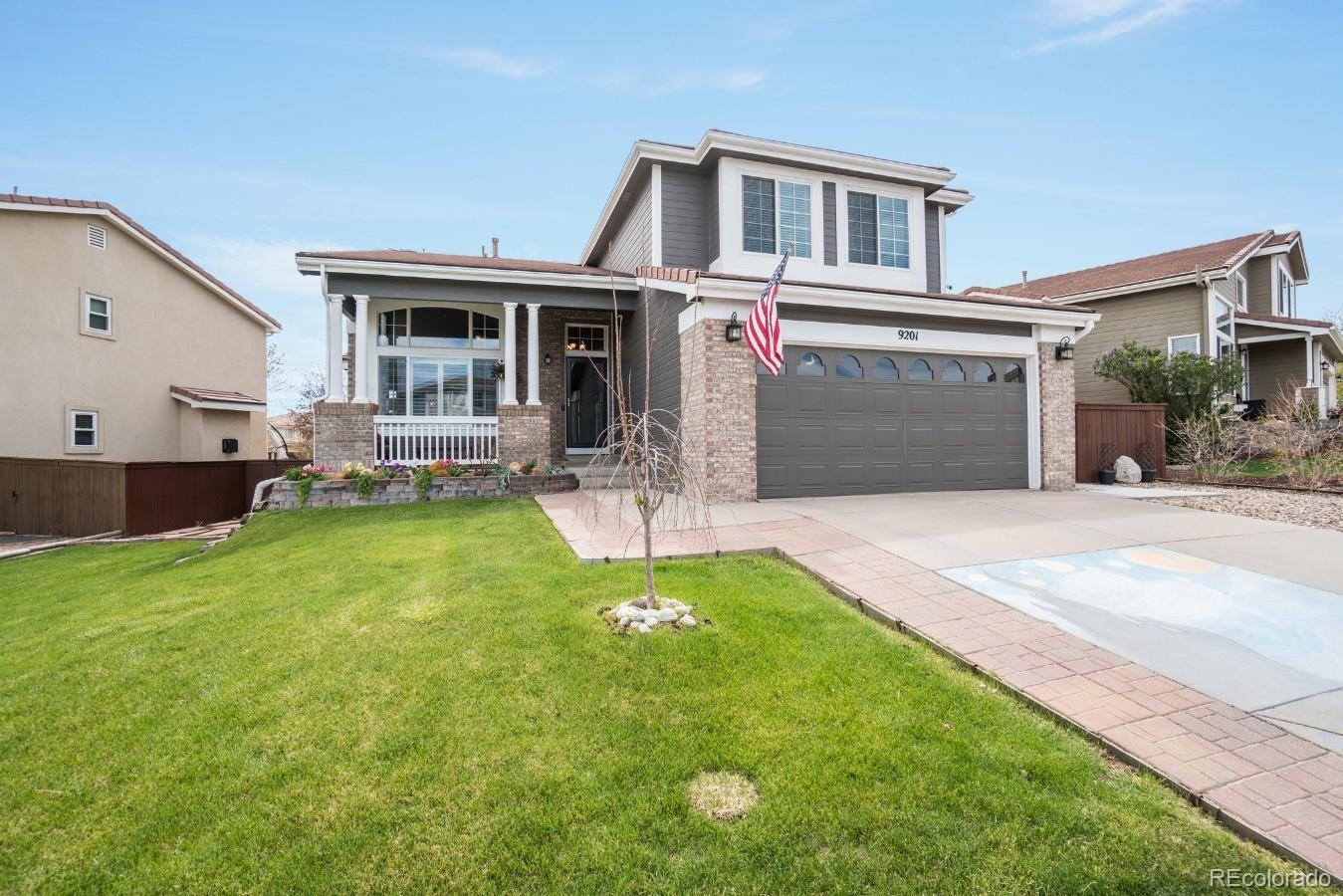 9201 Anasazi Indian Trail, Highlands Ranch, CO 80129 - #: 5655999